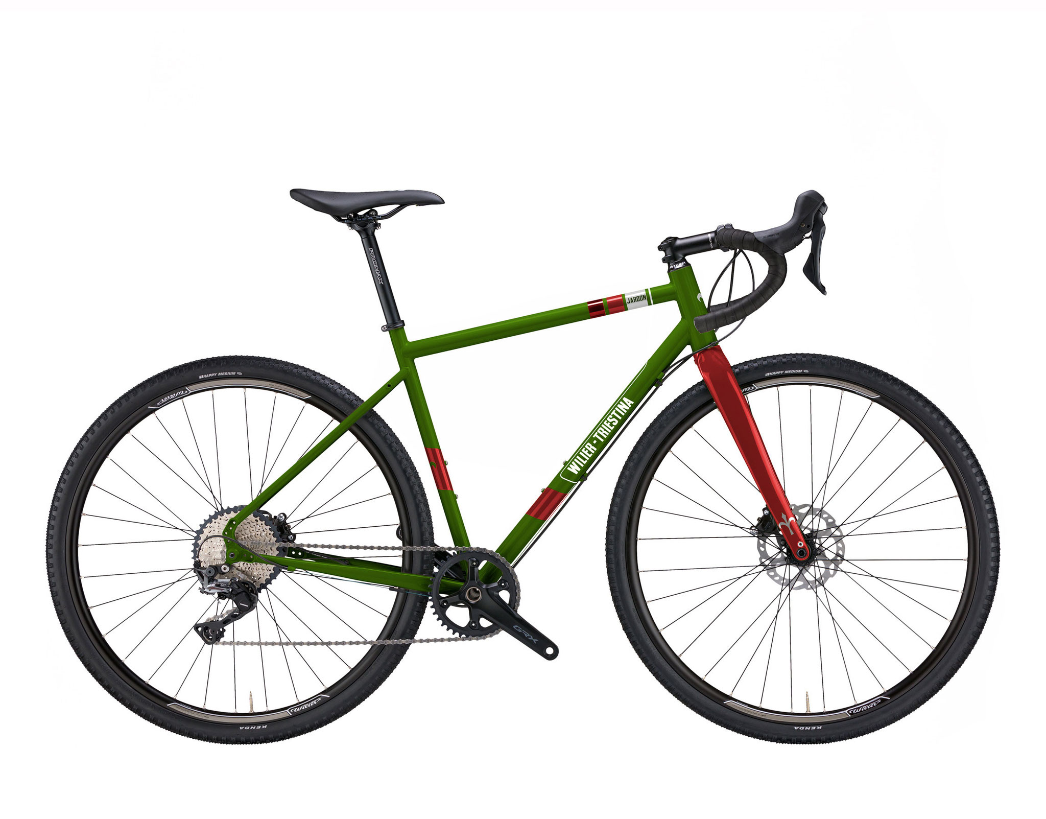 Wilier JAROON OLIVE GREEN GLOSSY