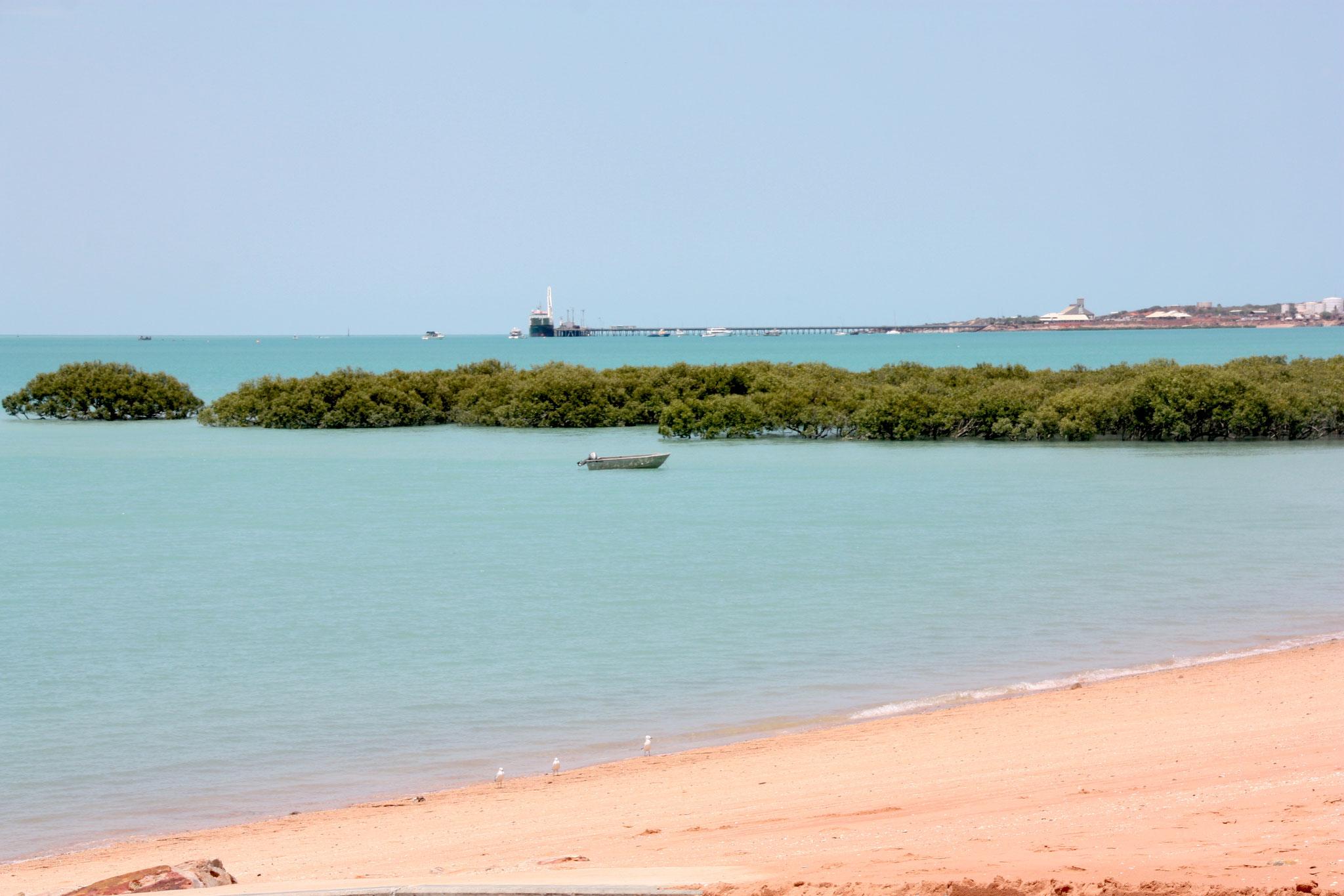 Océan Indien à Broome