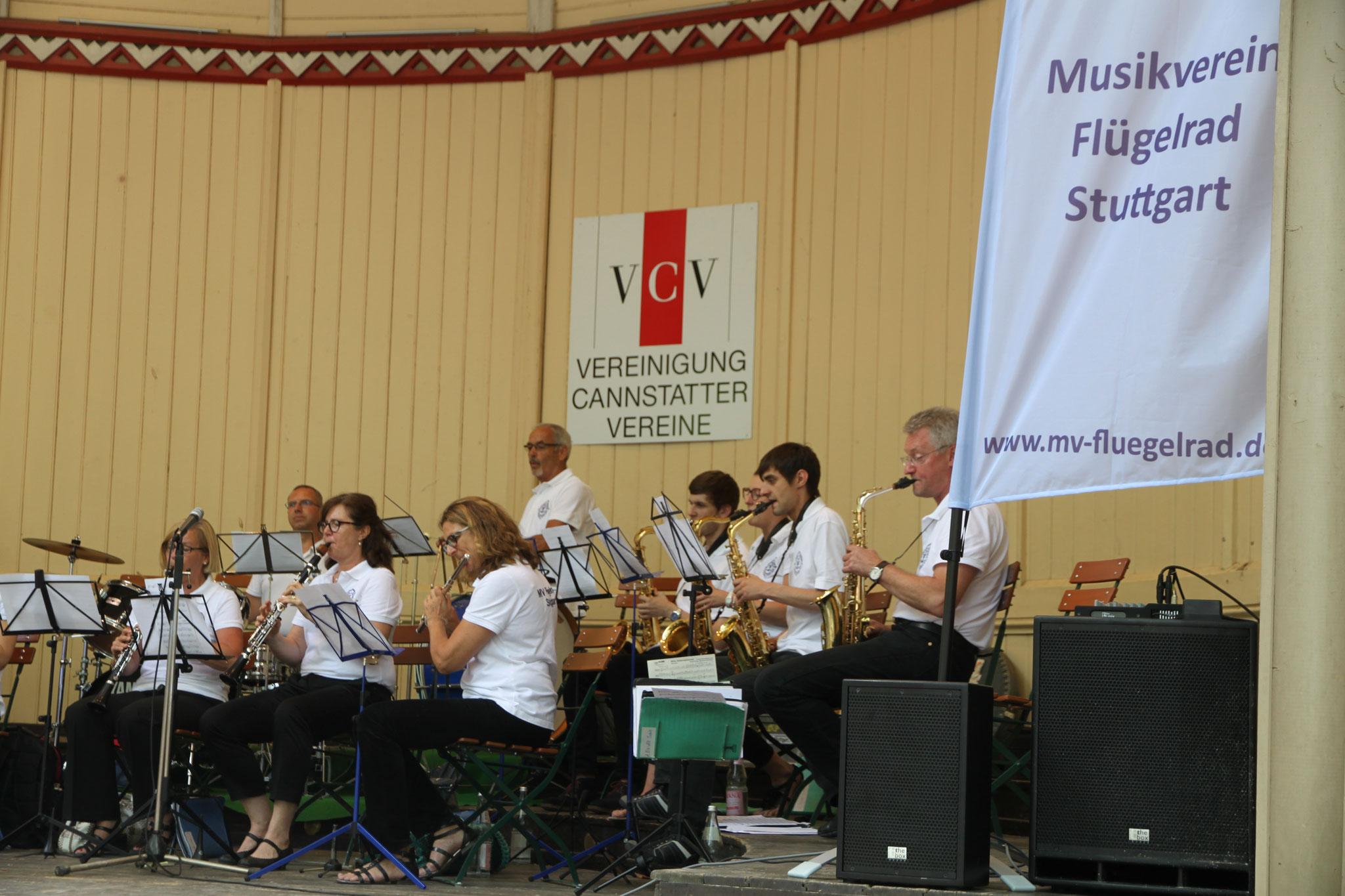 Musikverein Flügelrad Stuttgart
