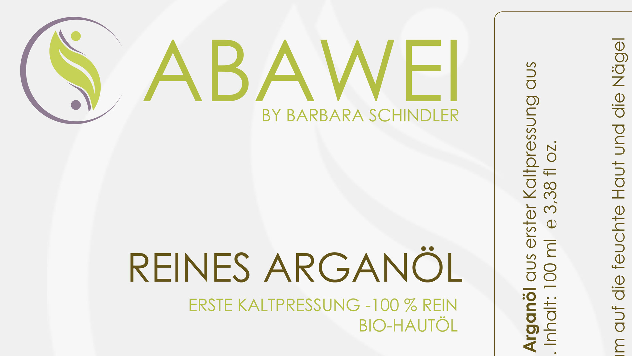 Arganöl von Barbara Schindler. CI, PR und Website von MEDIACLUB