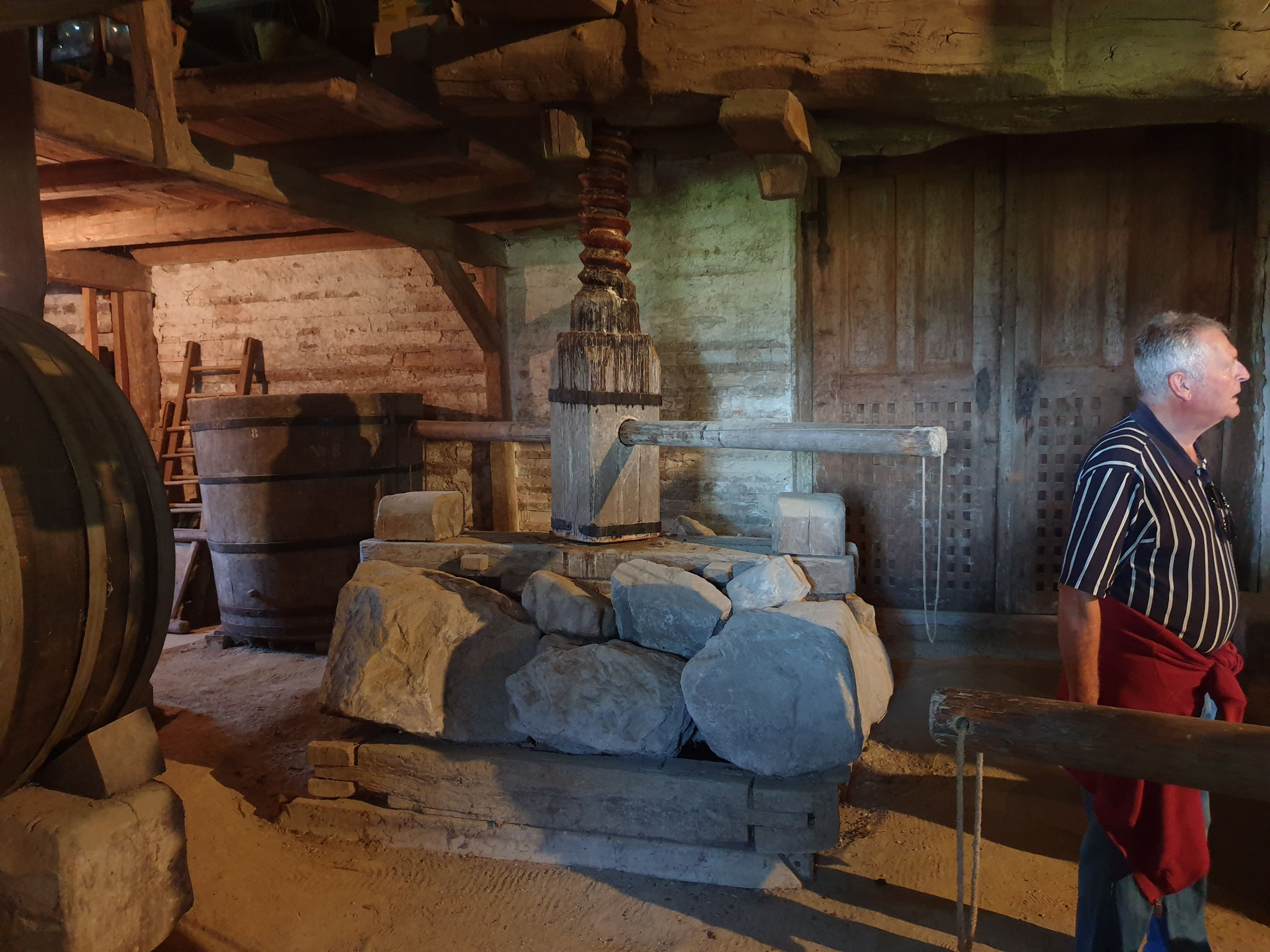 Torgel im Schloss Bachtobel