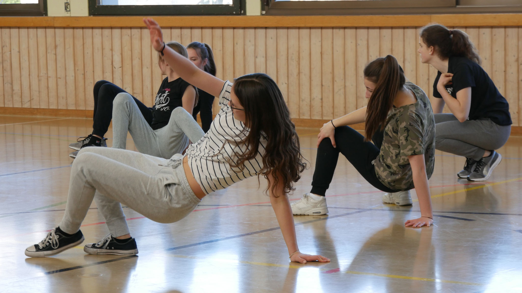 Breakdance-Workshop