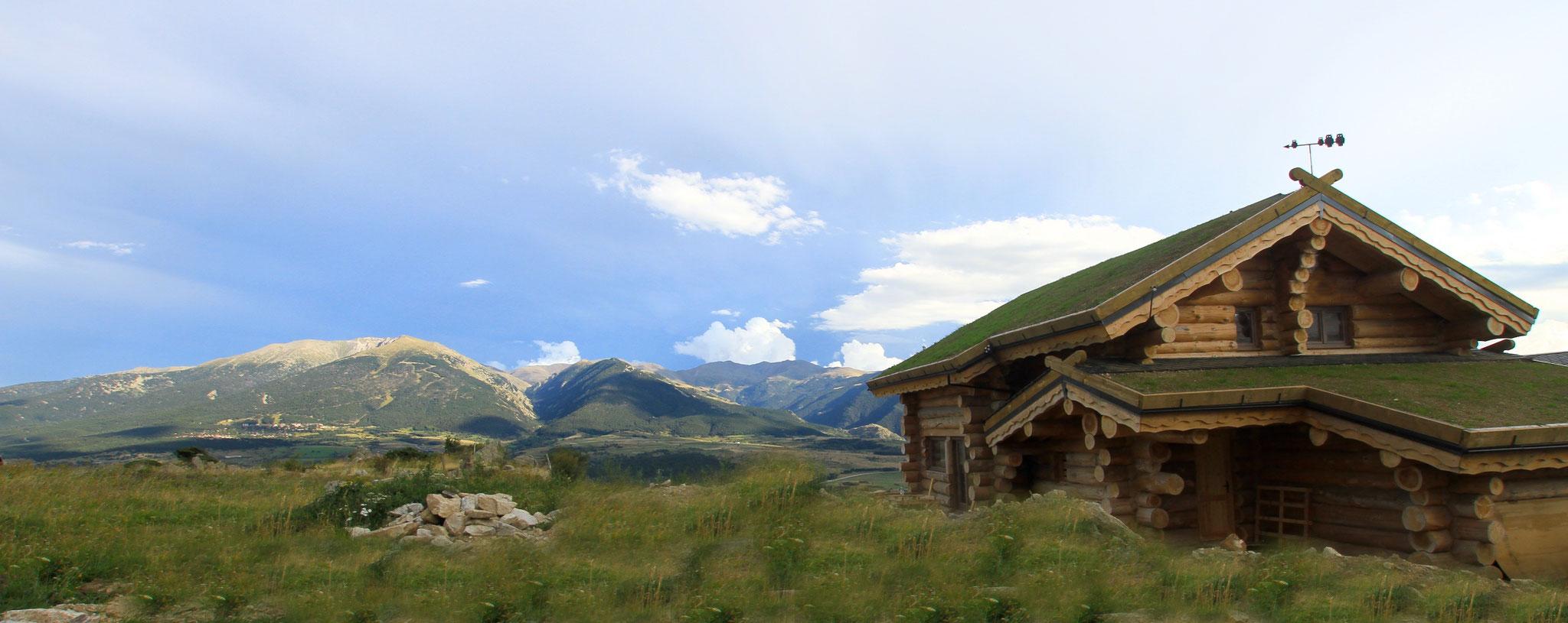 des vacances à la montagne rêvées