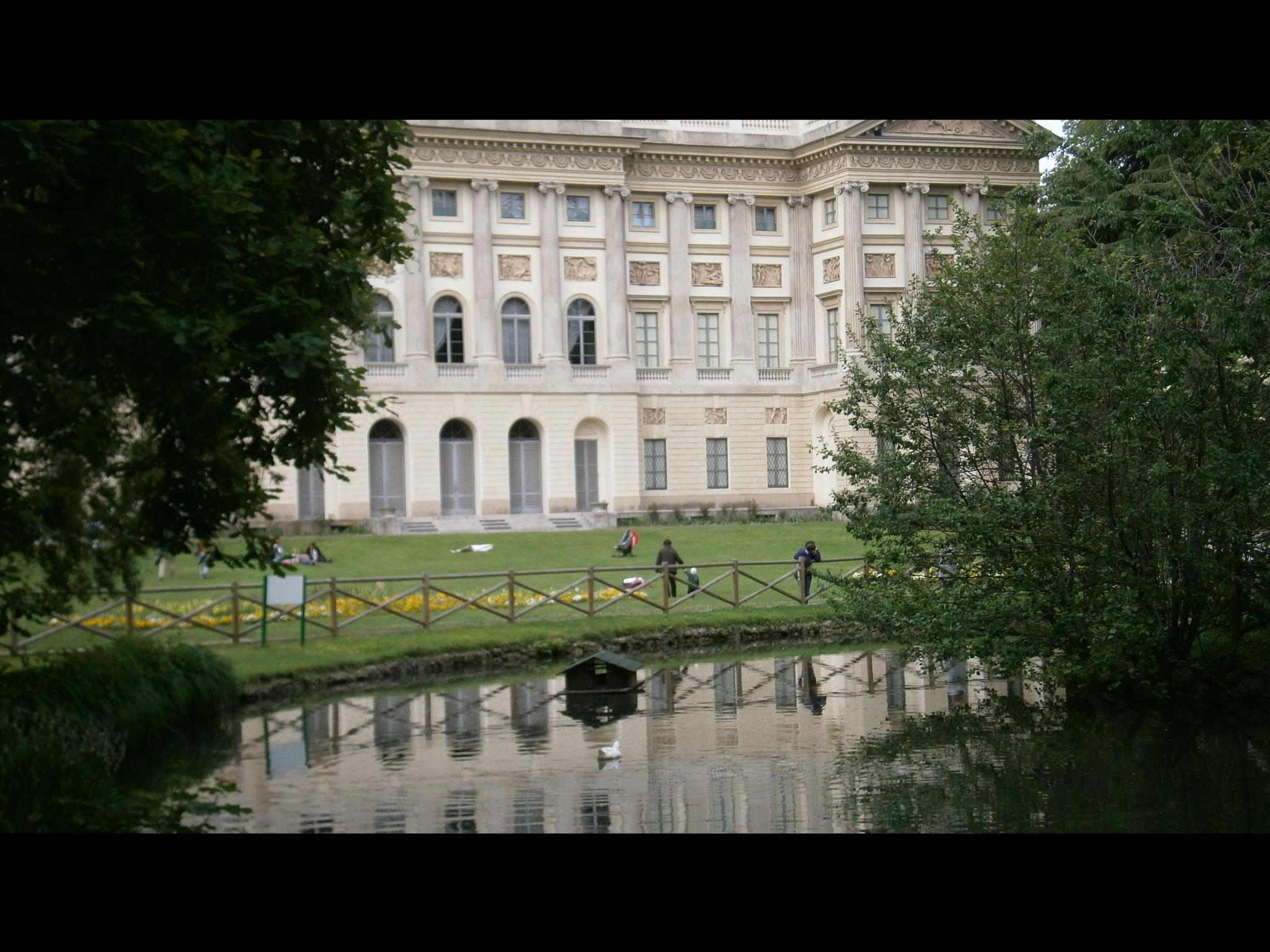Jardines de Villa Real