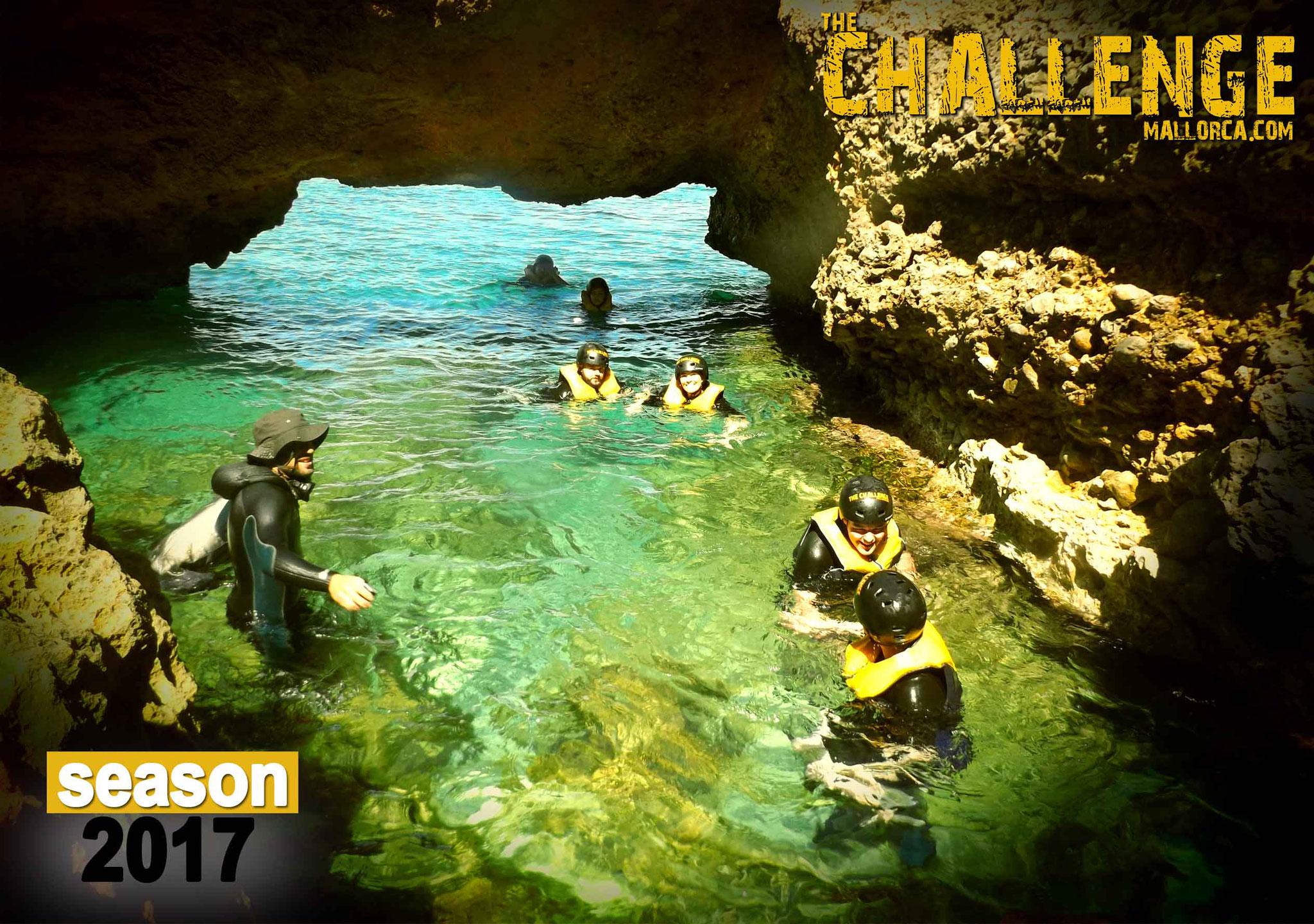 Outdoor activities in Mallorca The Challenge Mallorca