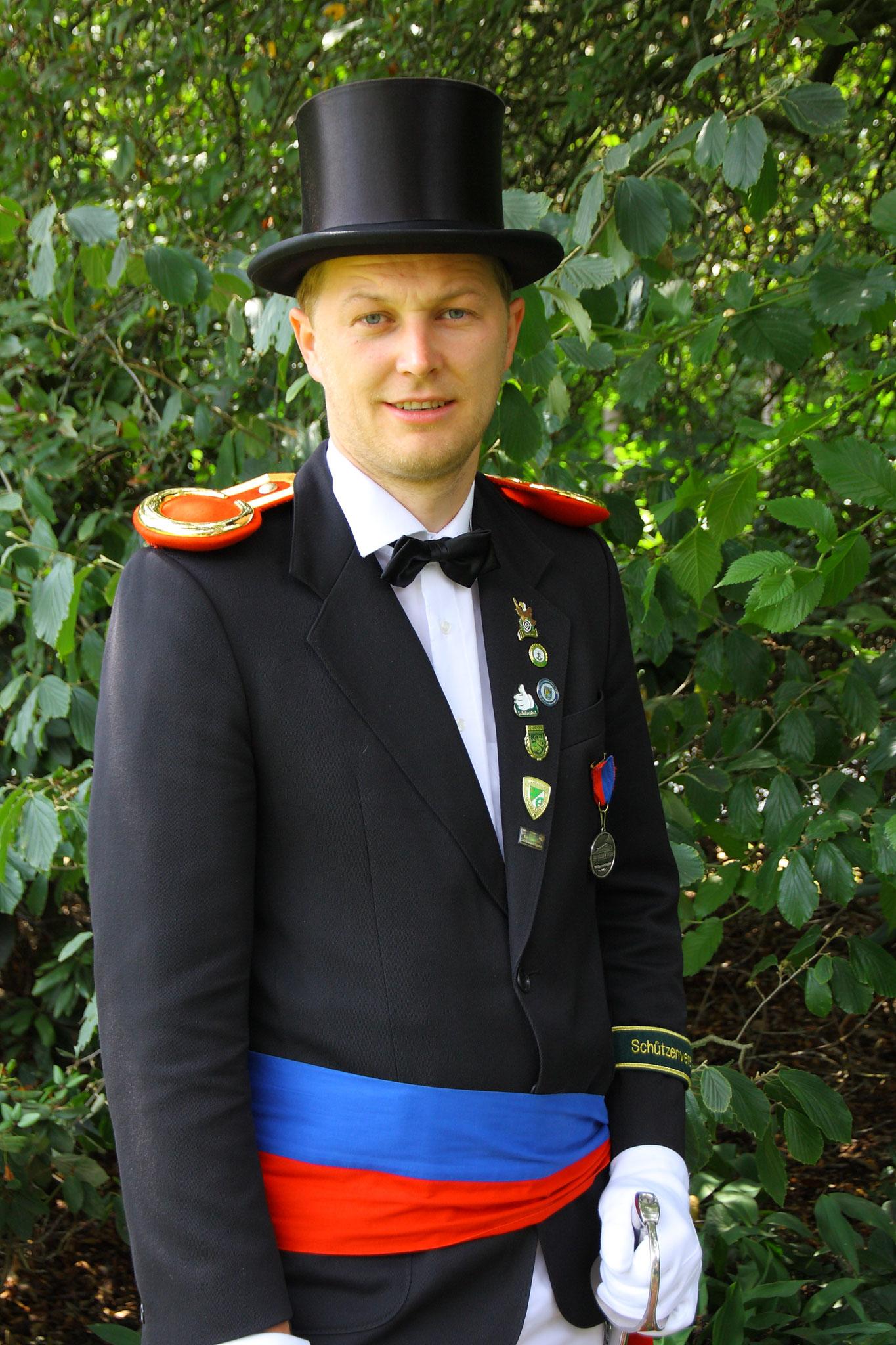 Markus Stuke - Stellv. Kompaniechef Lehmden