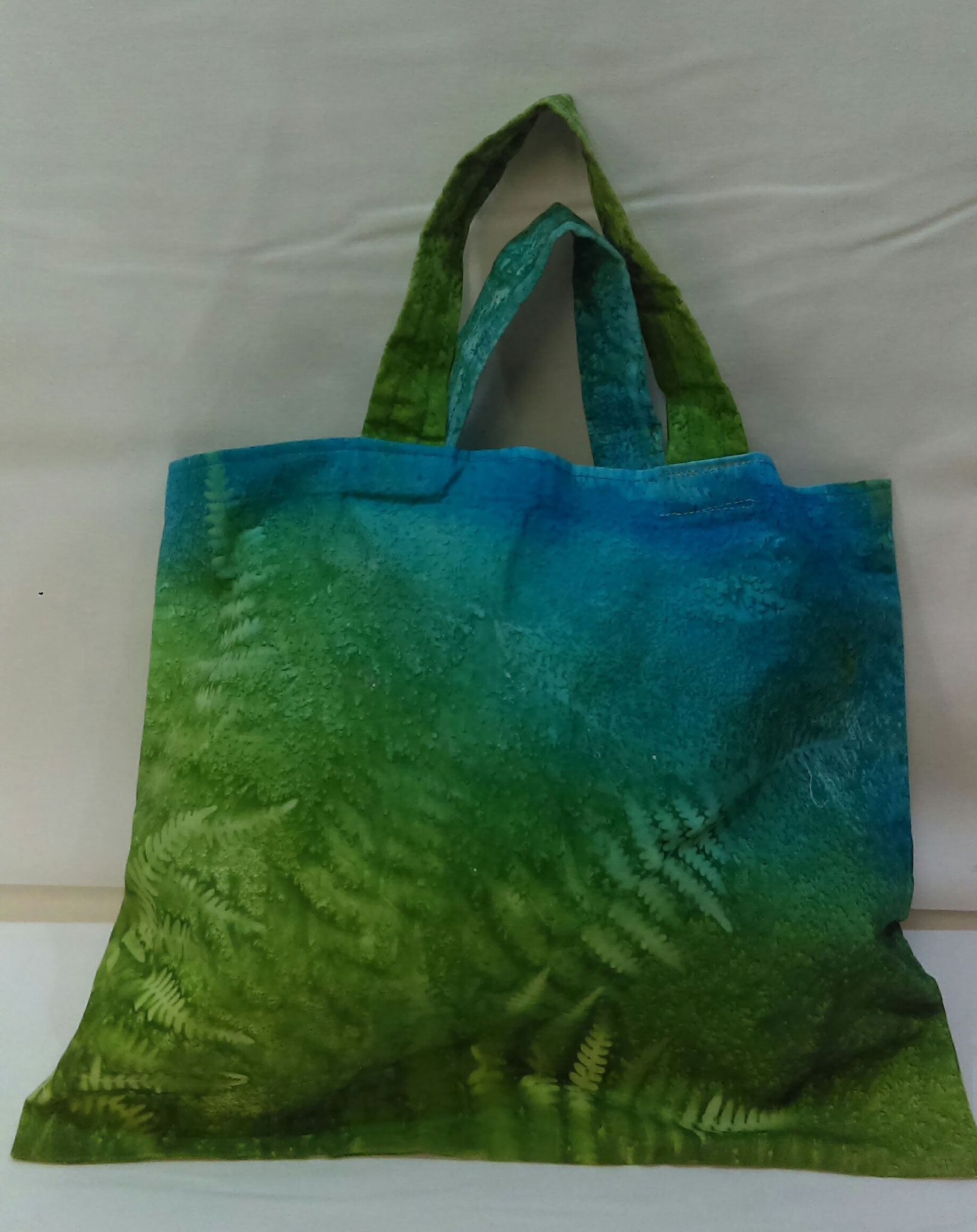 Sun Dyed Tote project for 2018 Sew Creative Camp