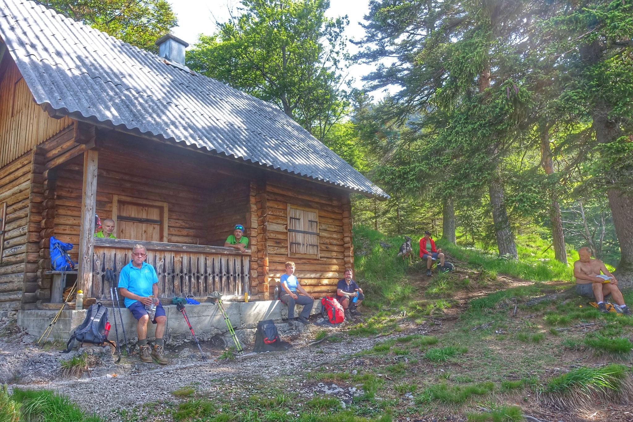 Jagdhütte Schneiderberg