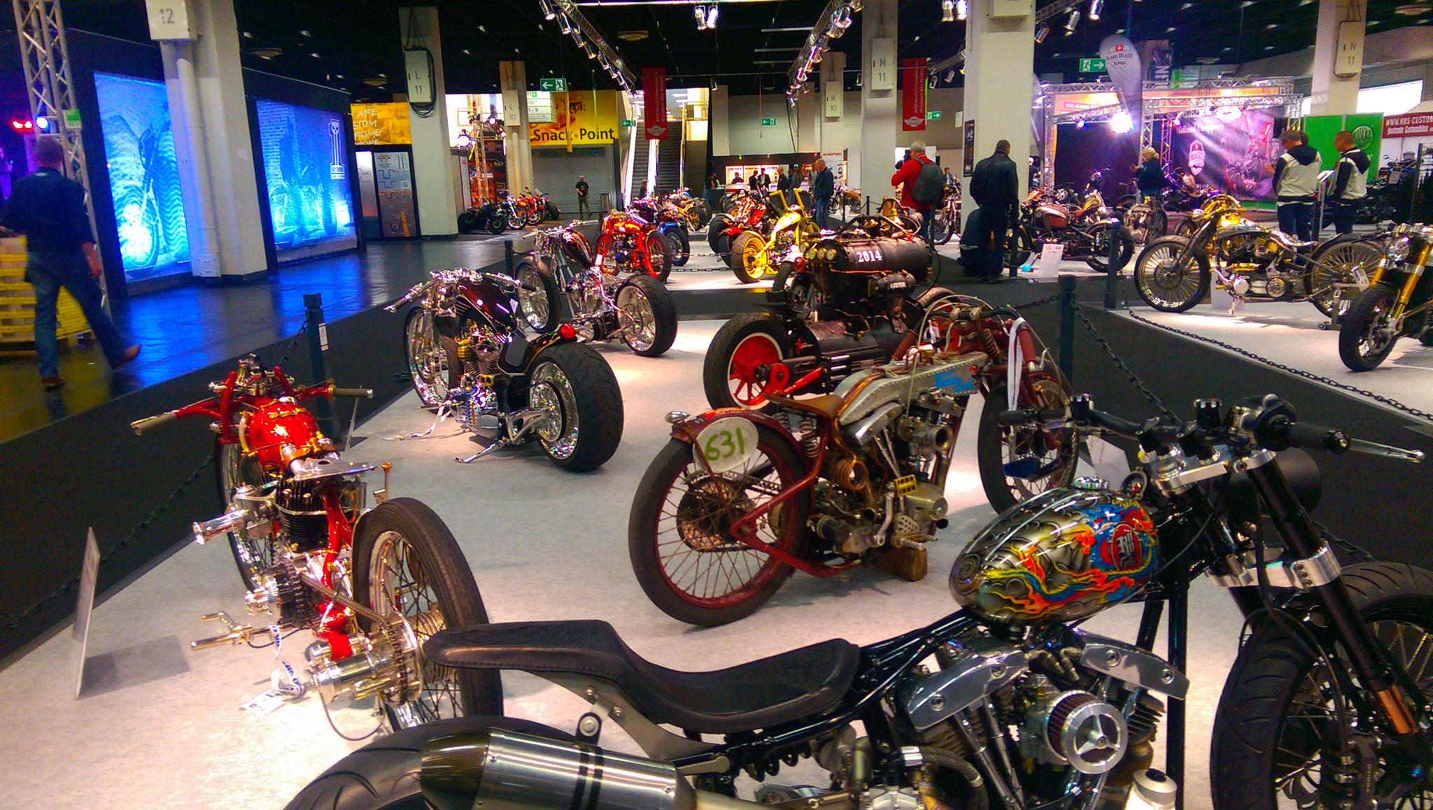 AMD Bikeshow