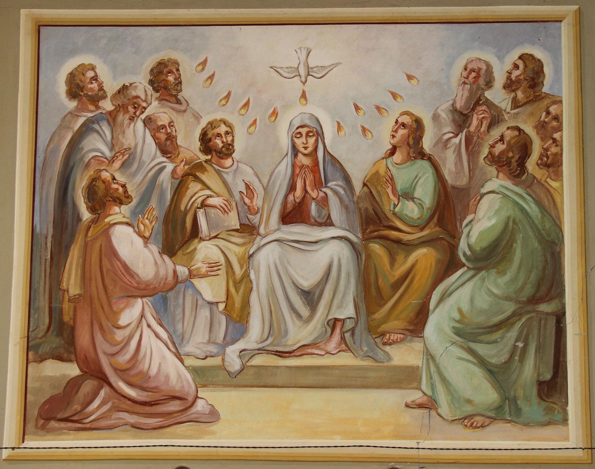 Maria Königin der Apostel (Pfingstbild)