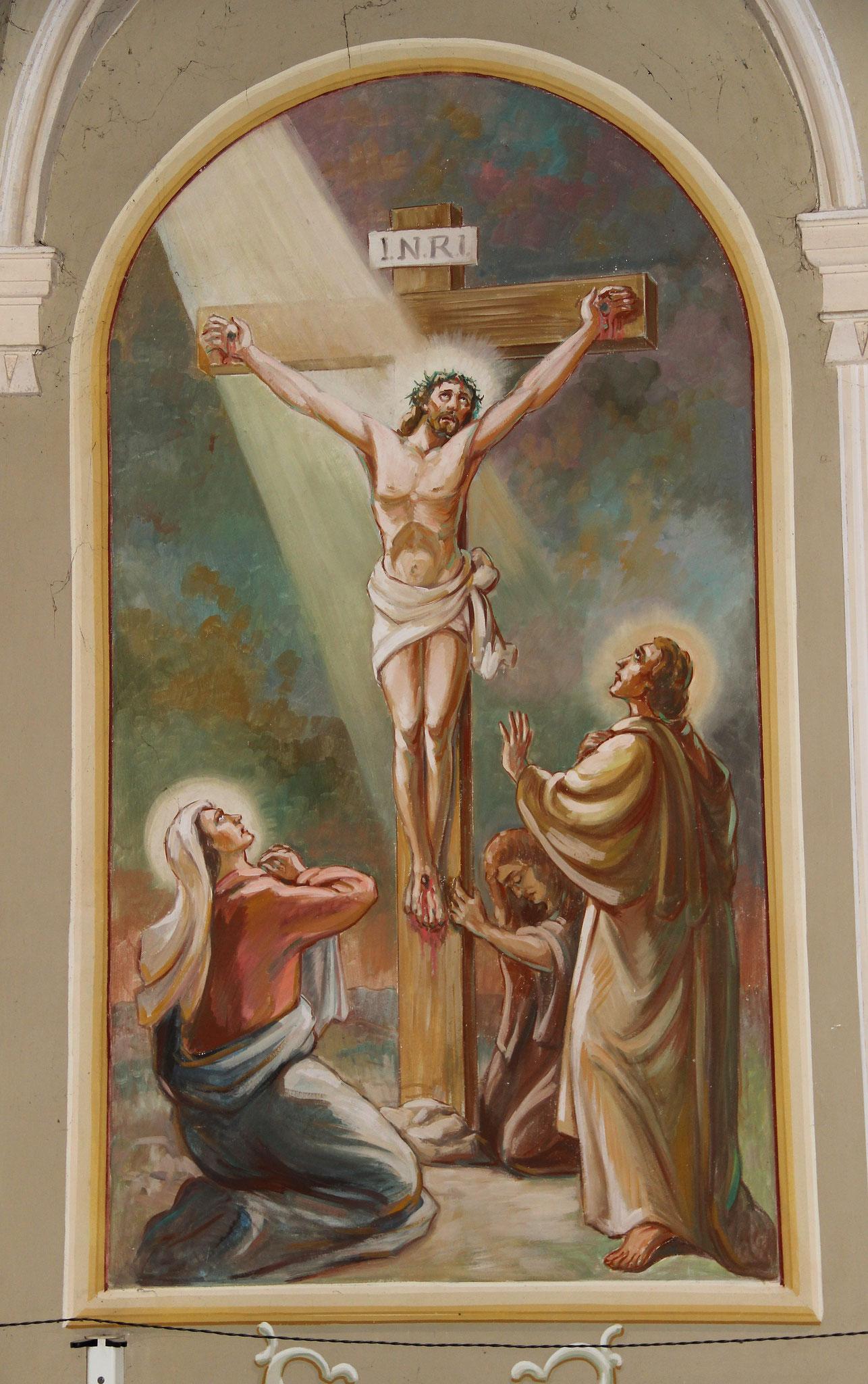 Die Kreuzigung Jesu
