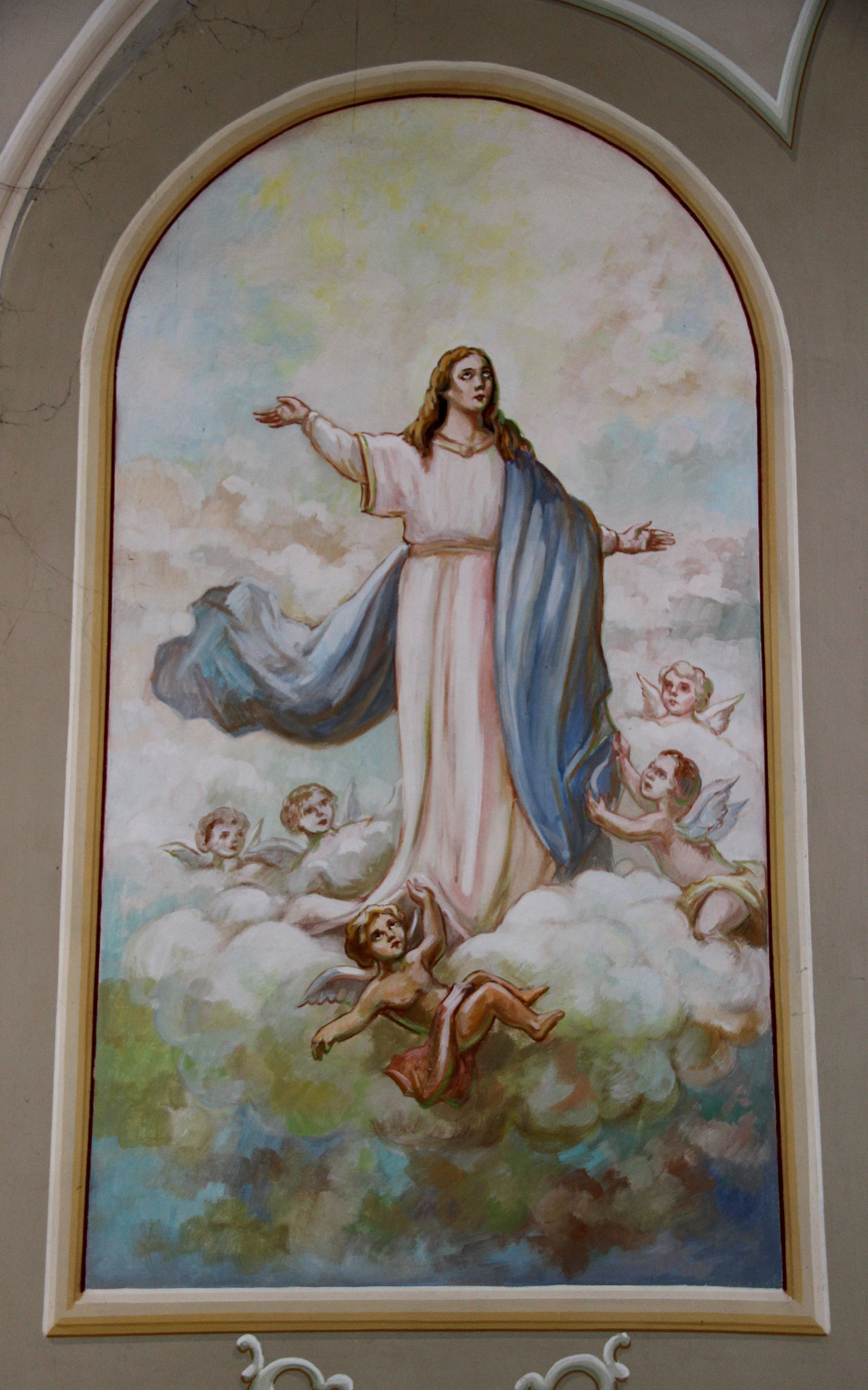 Aufnahme Mariens in den Himmel