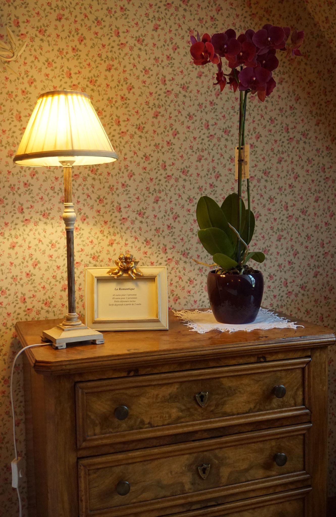 La chambre d 39 h tes romantique pour un week end en amoureux la lysiane chambres d 39 h tes de - Chambre d hote pour amoureux ...