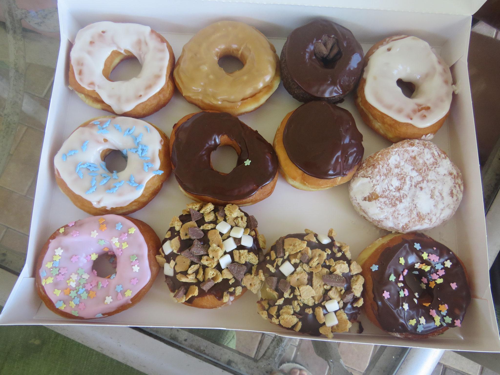 Dunkin Donuts bien entendu !