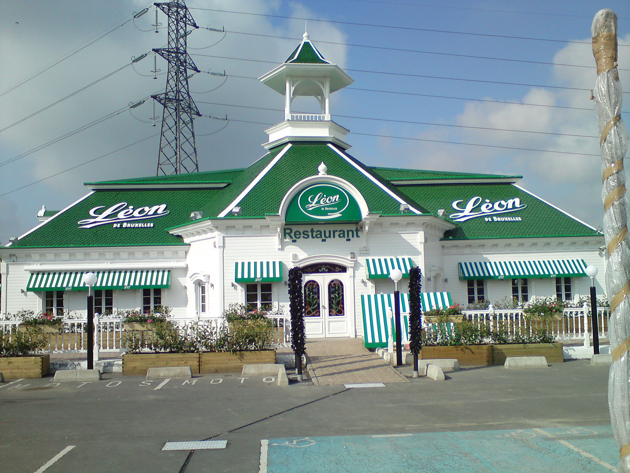 Restaurants à LEZENNES - LONGUEAU - ARRAS - COMPIEGNE. Mission de Niveau 2.
