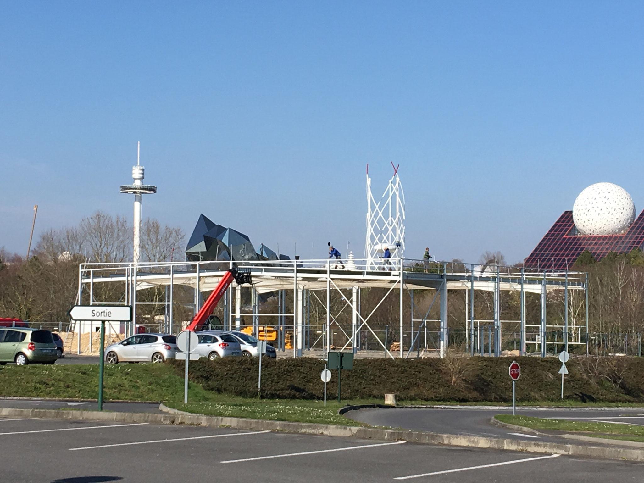 Centre Automobile à SAINT POITIERS. Mission de Niveau 2.