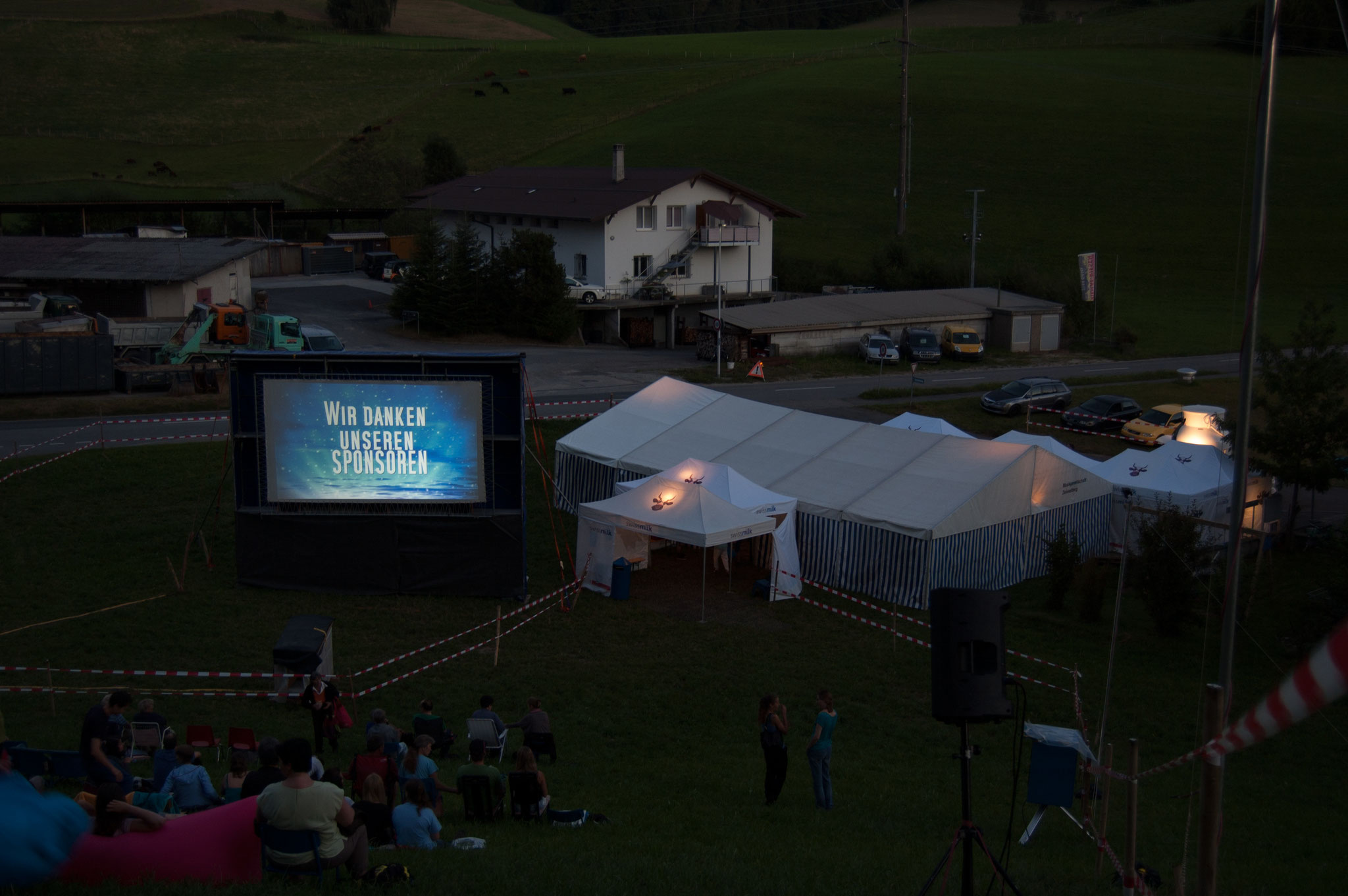 """Vorschau zum Film """"Schweizer Helden"""""""