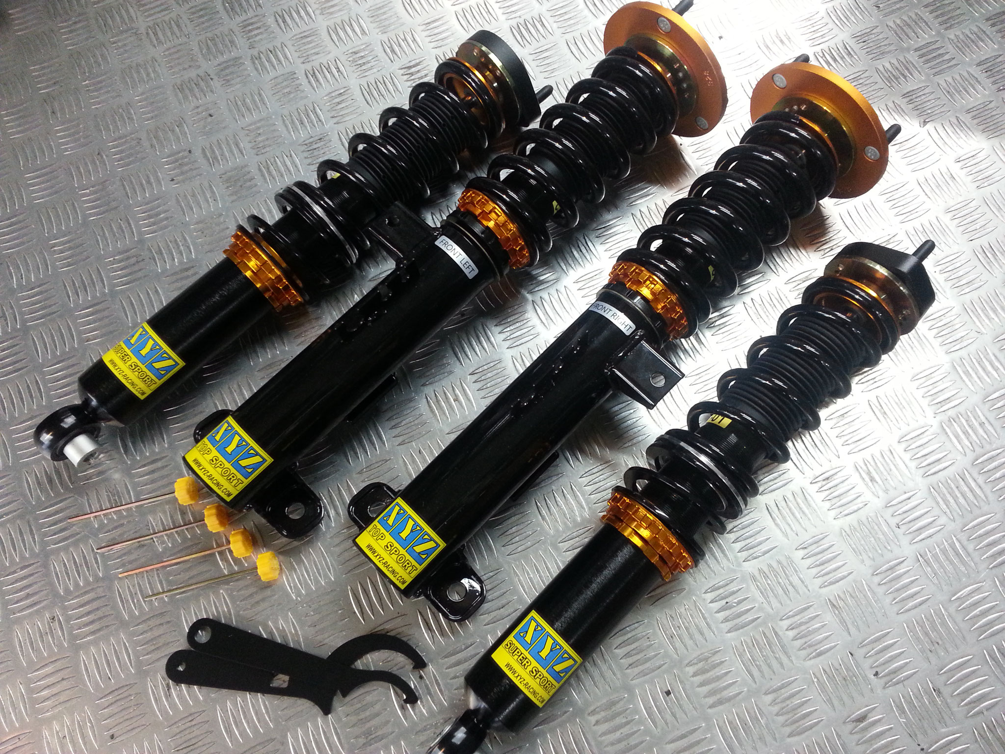 E36 coilovers