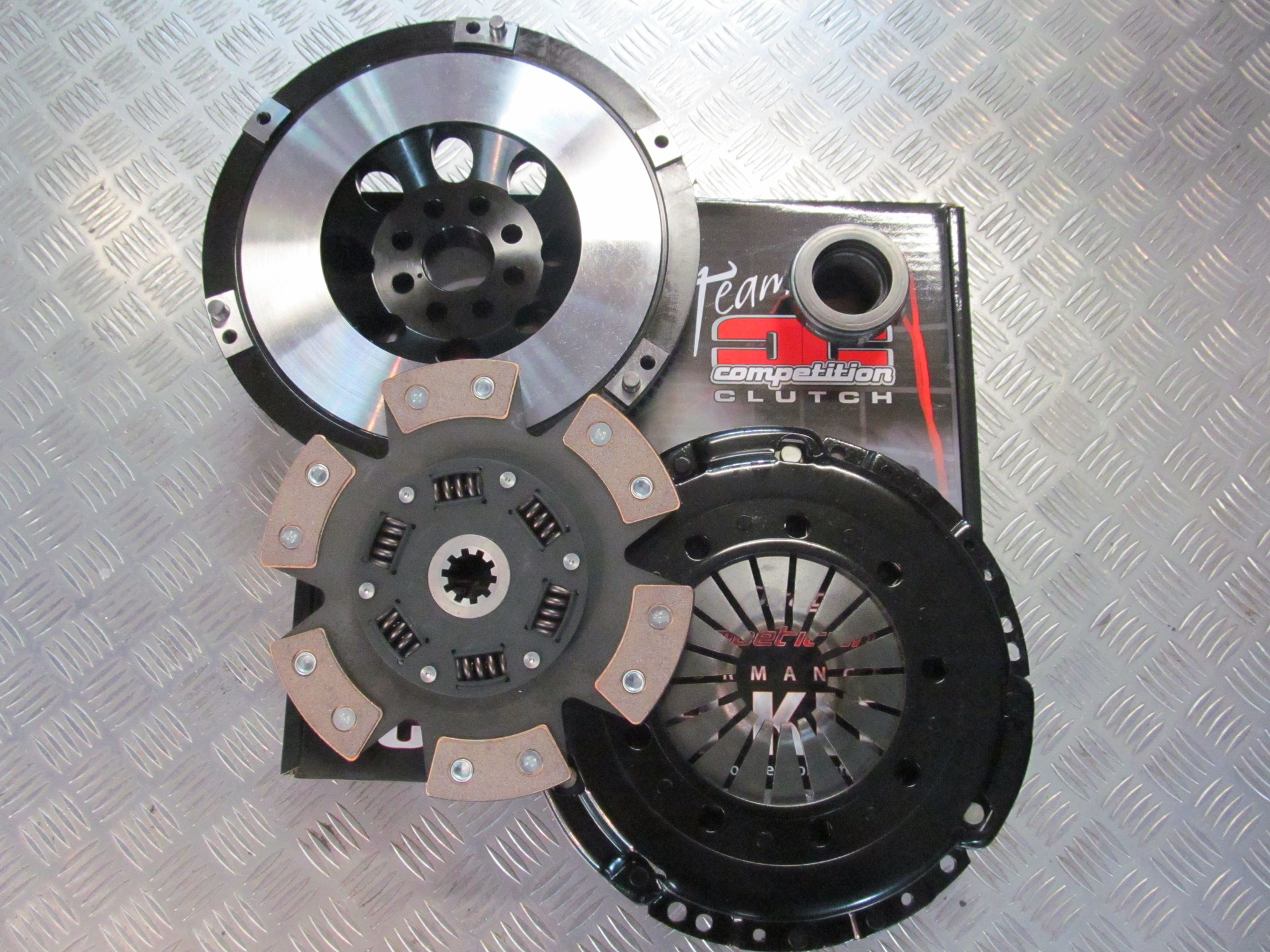 BMW race clutch
