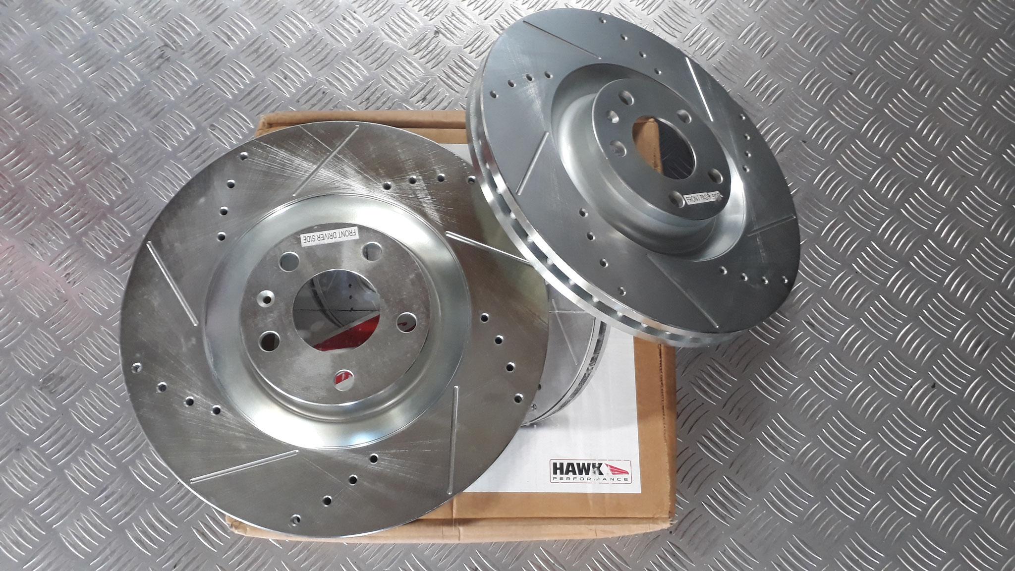 S4 B6 B7 Front rotors