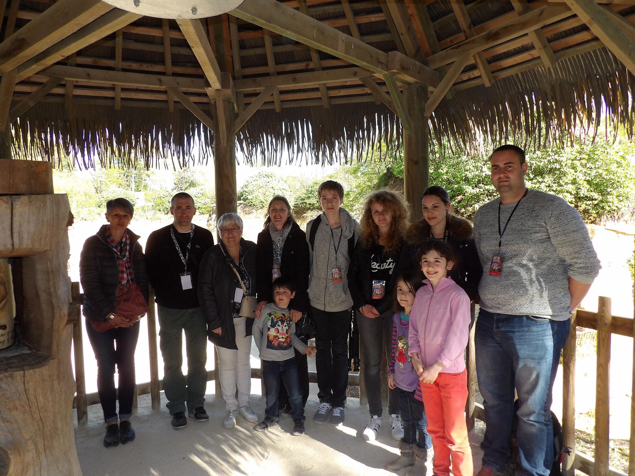 Article sur notre sortie au Bioparc de Doué-la-Fontaine