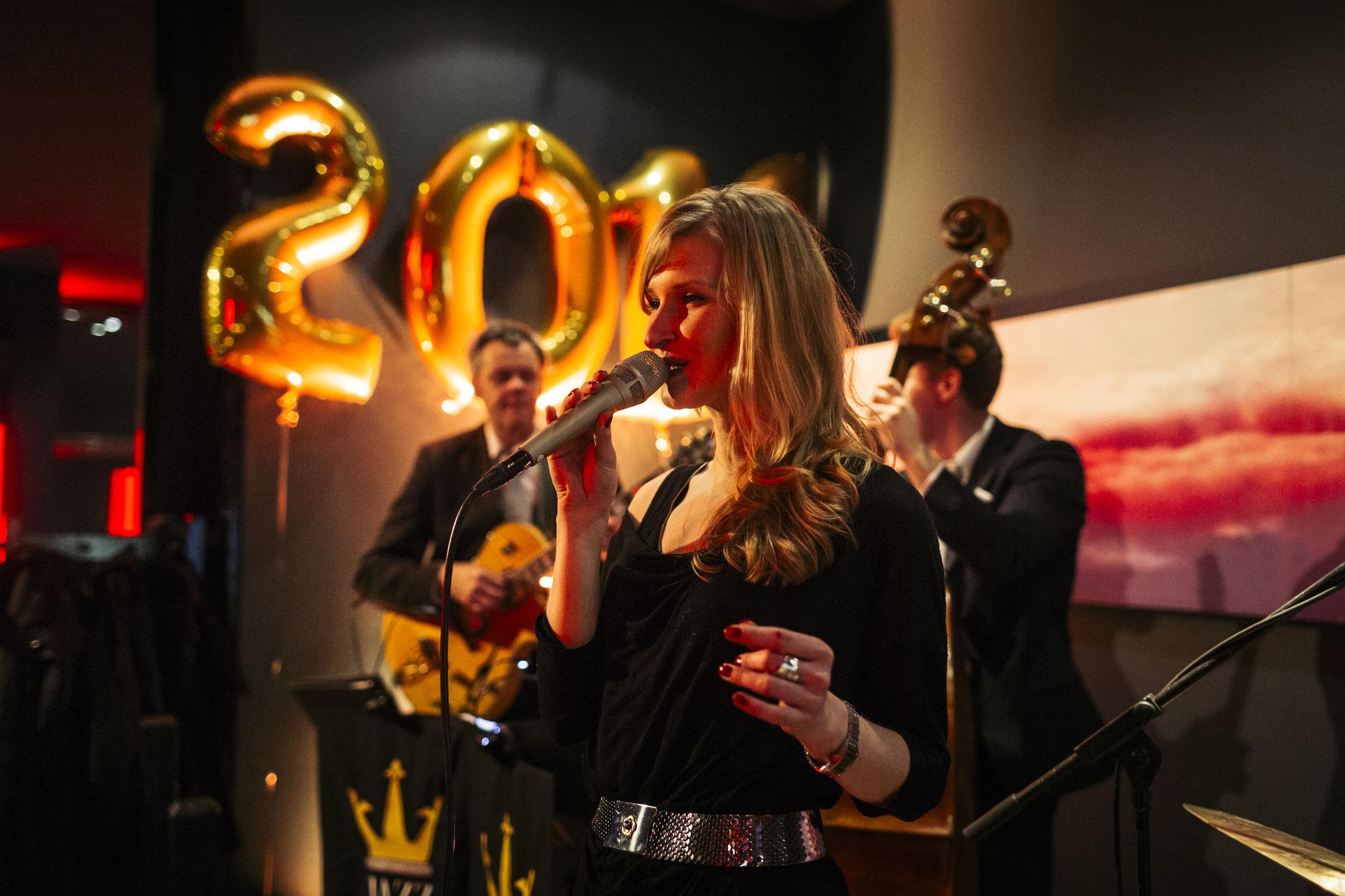Jazz Band Hamburg - Neujahrsempfang