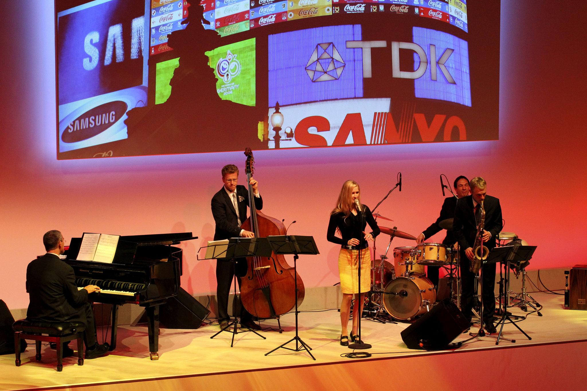 Jazzband Hamburg - Internationale Führungskräftetagung