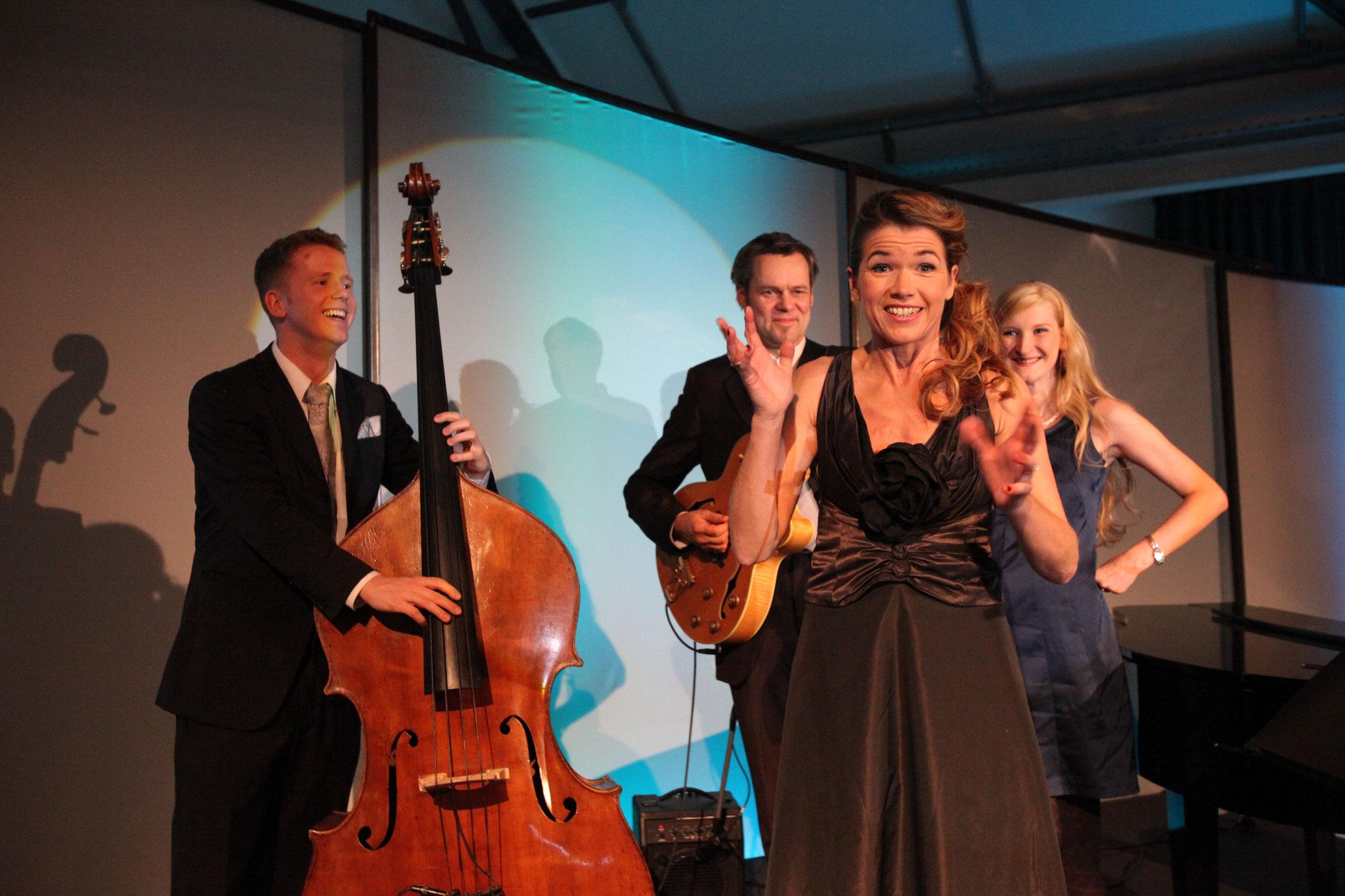 Jazzband Hamburg - Preisverleihung
