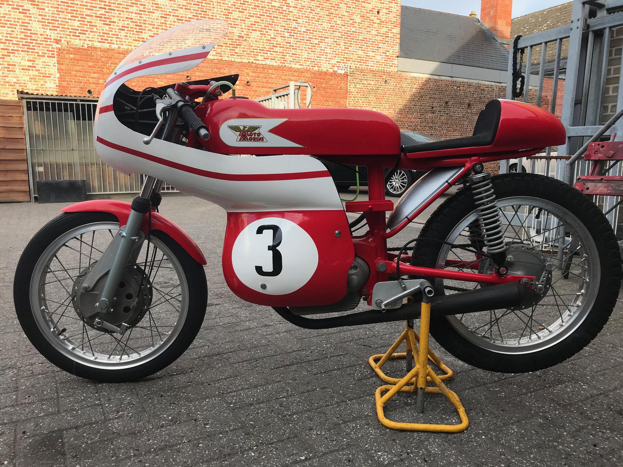 Oldtimer Corsaro Moto Morino