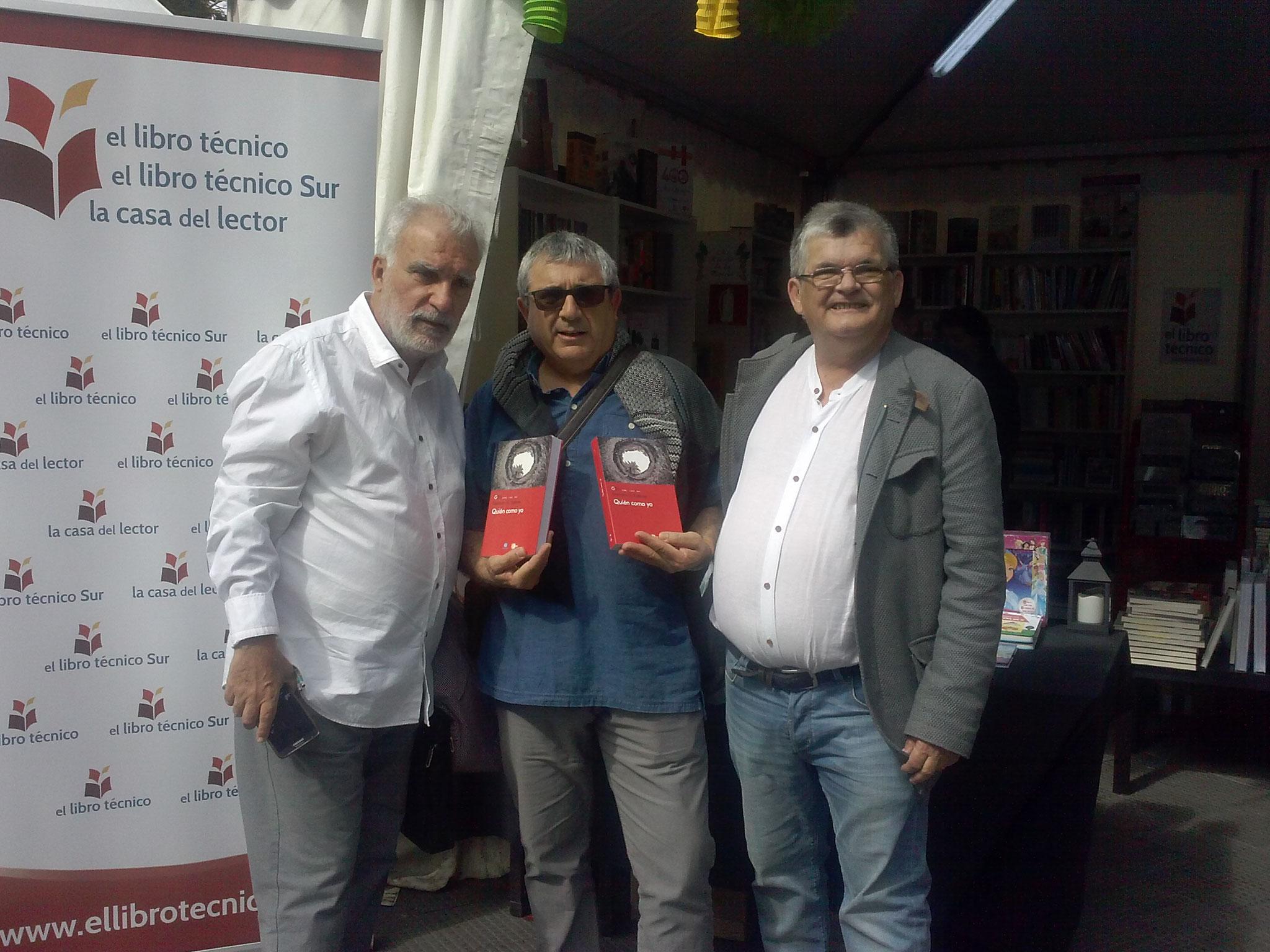 Feria del Libro de Las Palmas 2016