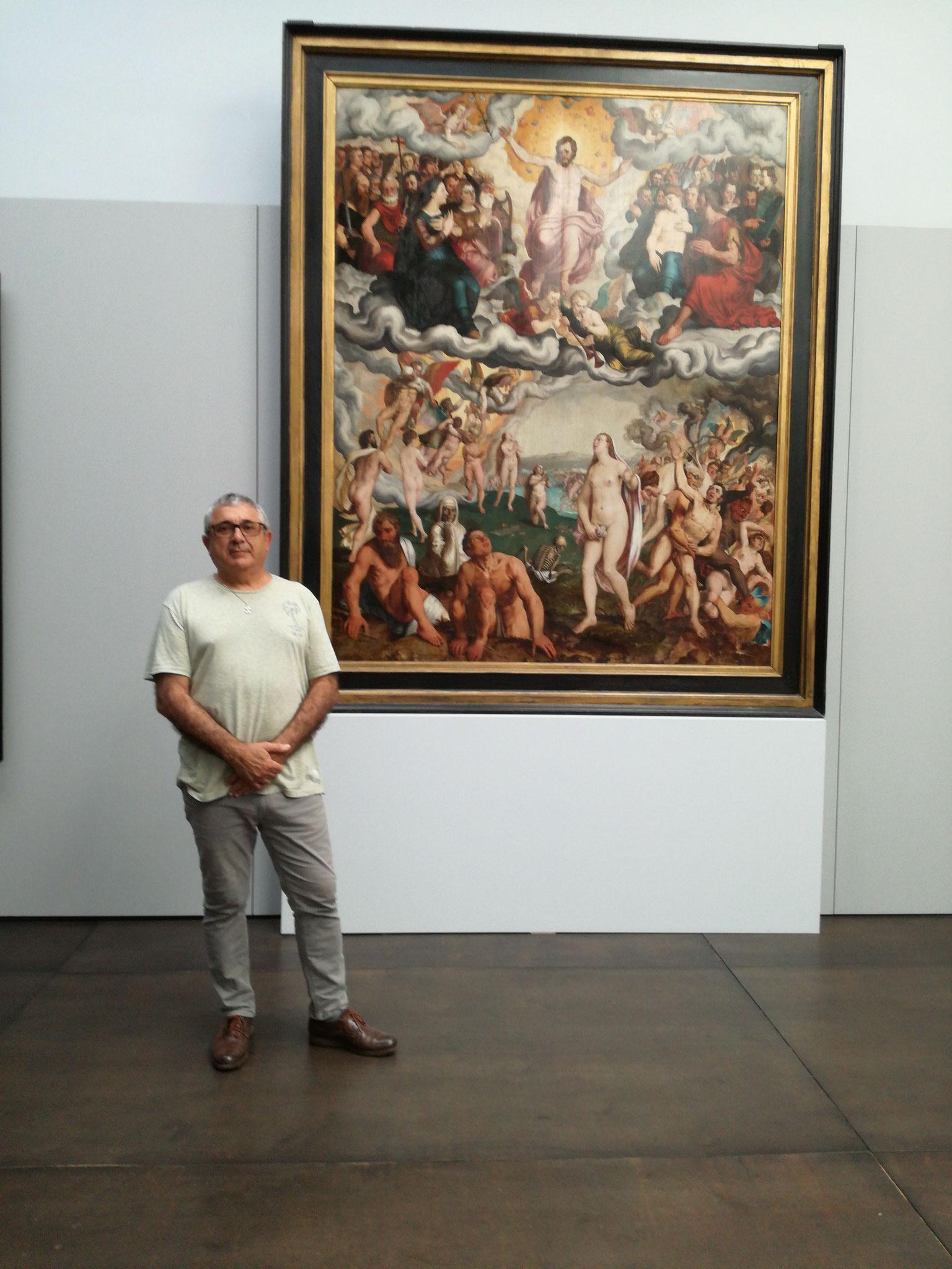 Obras de Pourbus en el Museo de Brujas