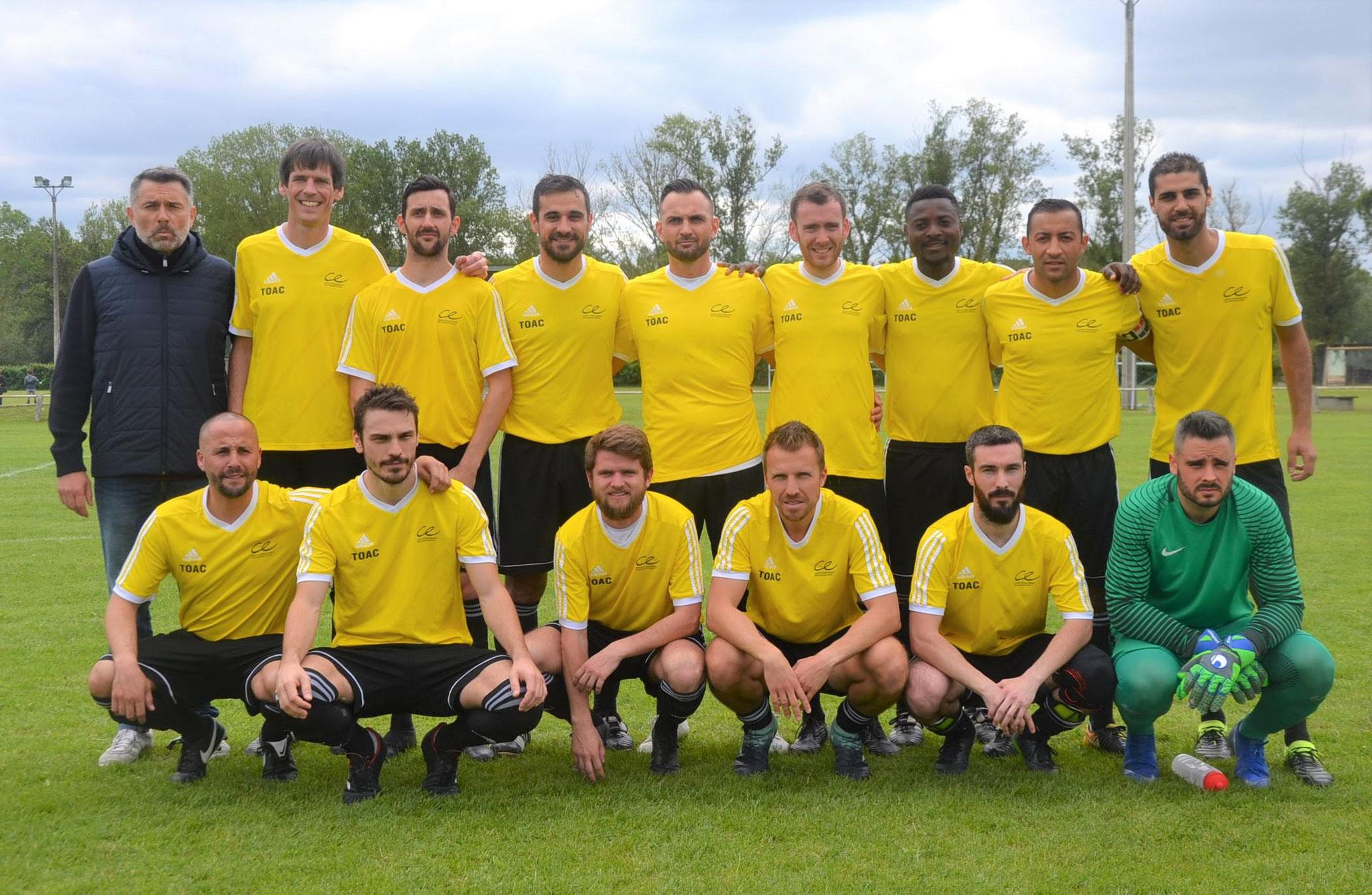 Finale Coupe Régionale 2019 - Victoire 4 - 3 contre CIC
