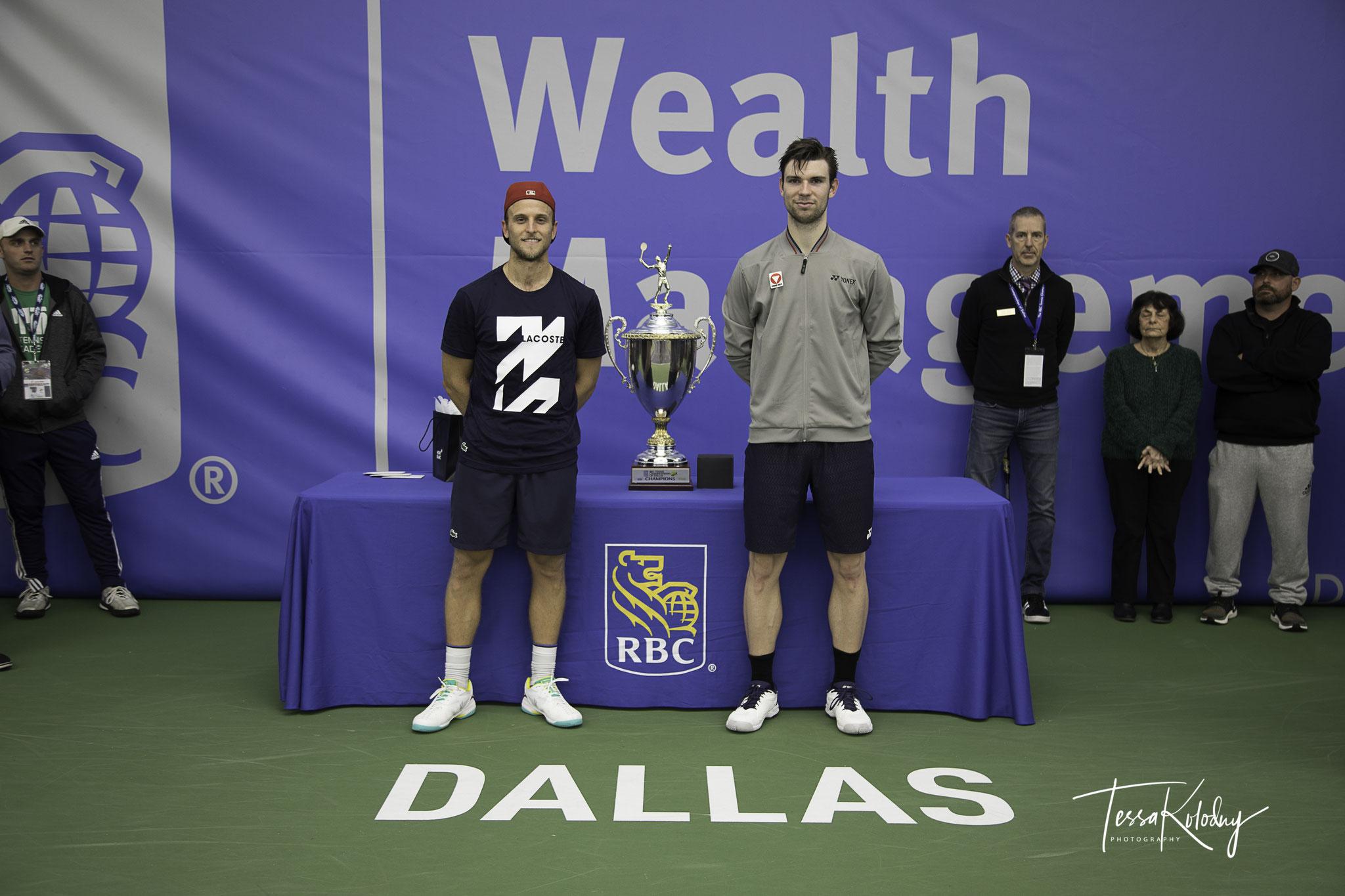 Dallas 2020 (mit Dennis Kudla)