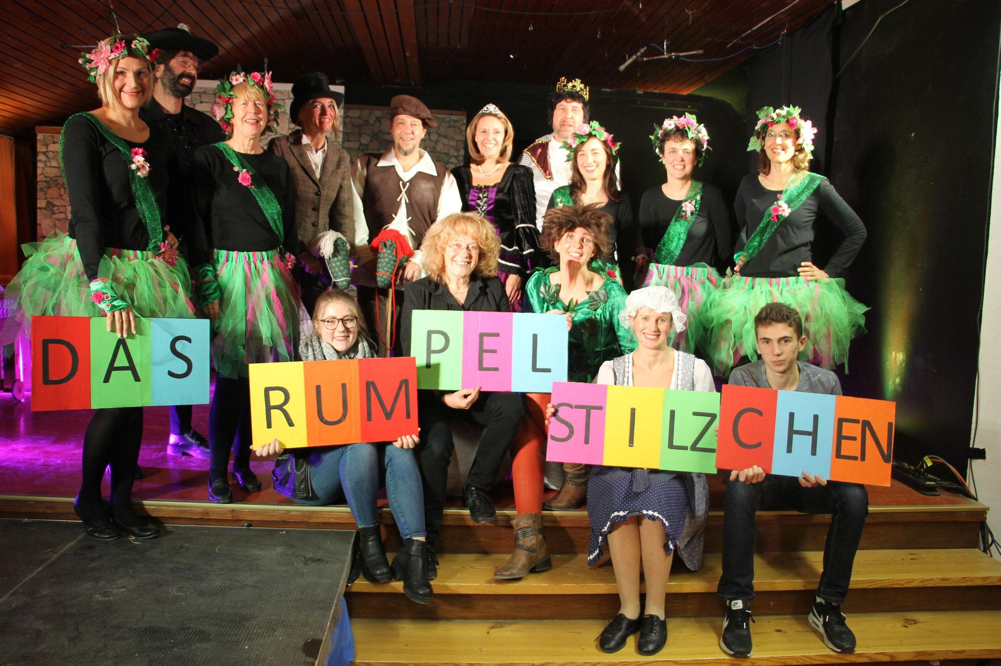 Lehrertheater Rumpelstilzchen 2017