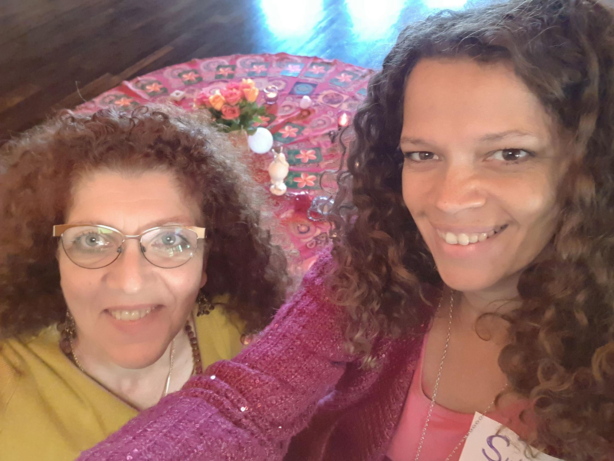 Frauenheilkreis 2020 - Nancy & Sylvia