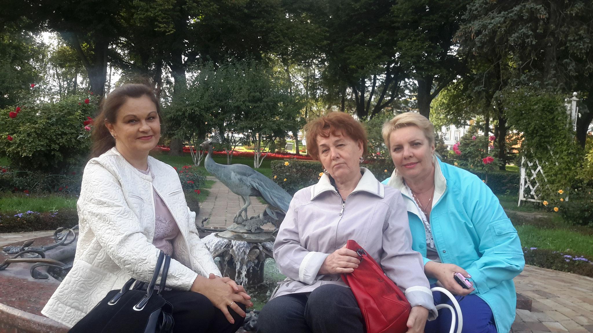 Прогулка по Кремлю