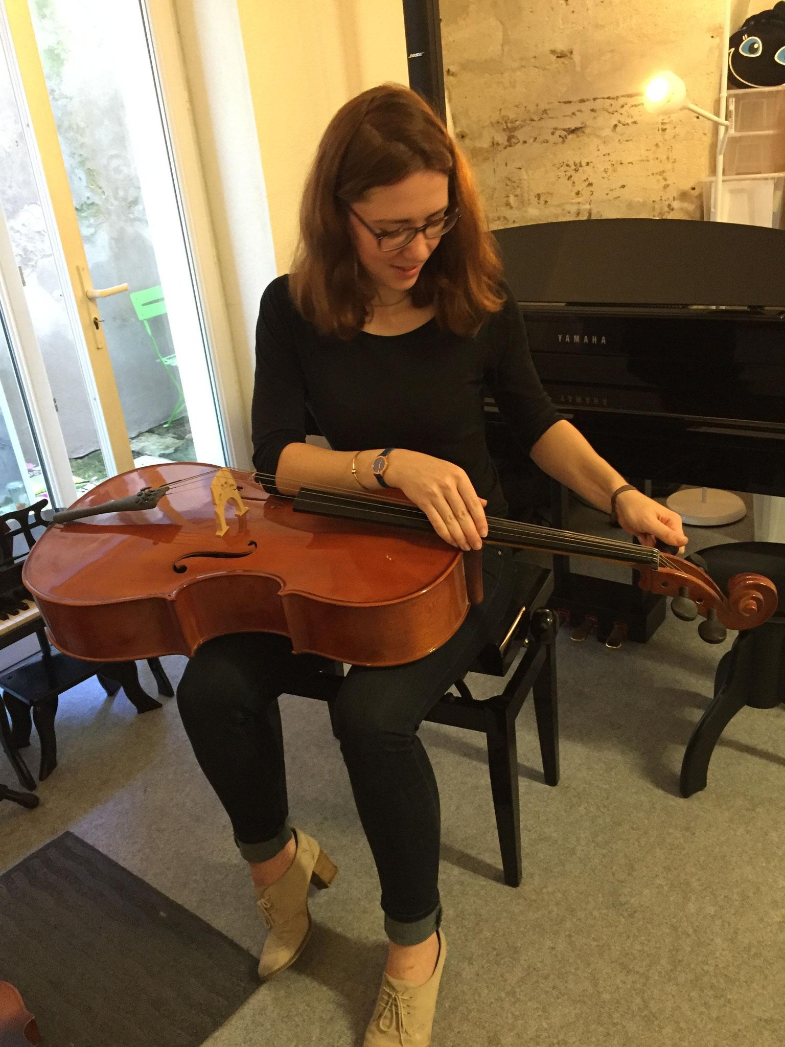 cours de violoncelle au petit conservatoire ecole de musique piano guitare violon chant et. Black Bedroom Furniture Sets. Home Design Ideas