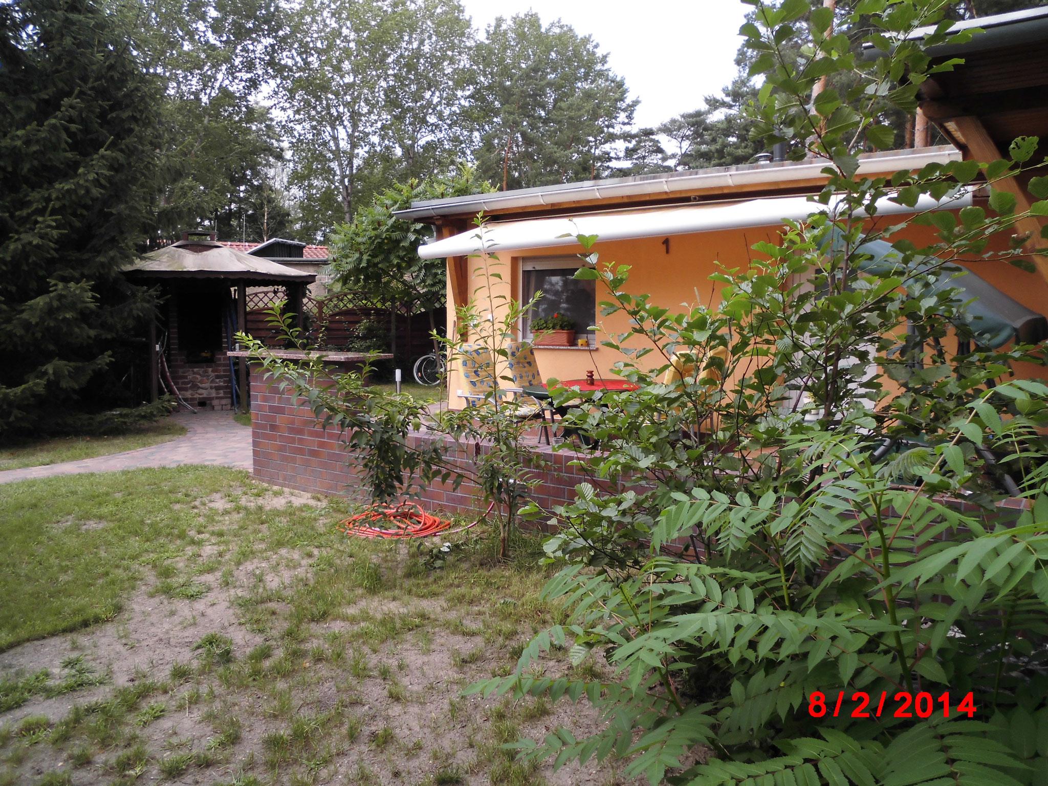 Ansicht Haus 1