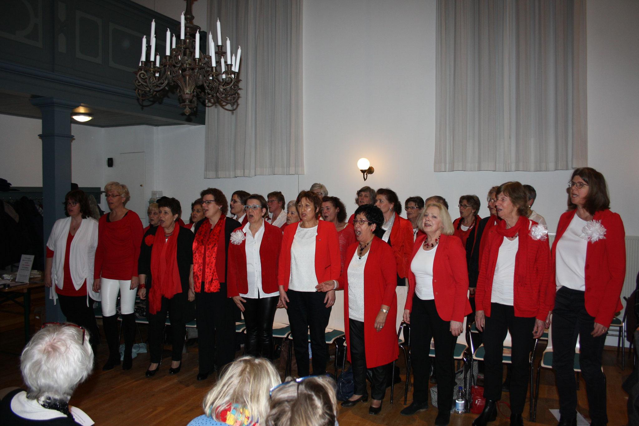 Ode aan de Vrouw, Culemborg, 8 maart 2019