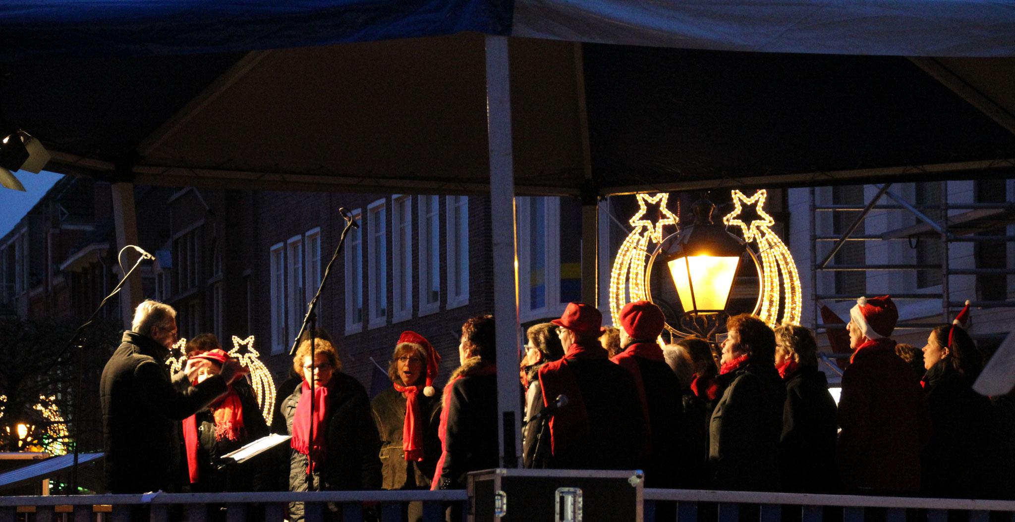 Kerstmarkt Lichtjes aan de Lek, Culemborg, 17 december 2017