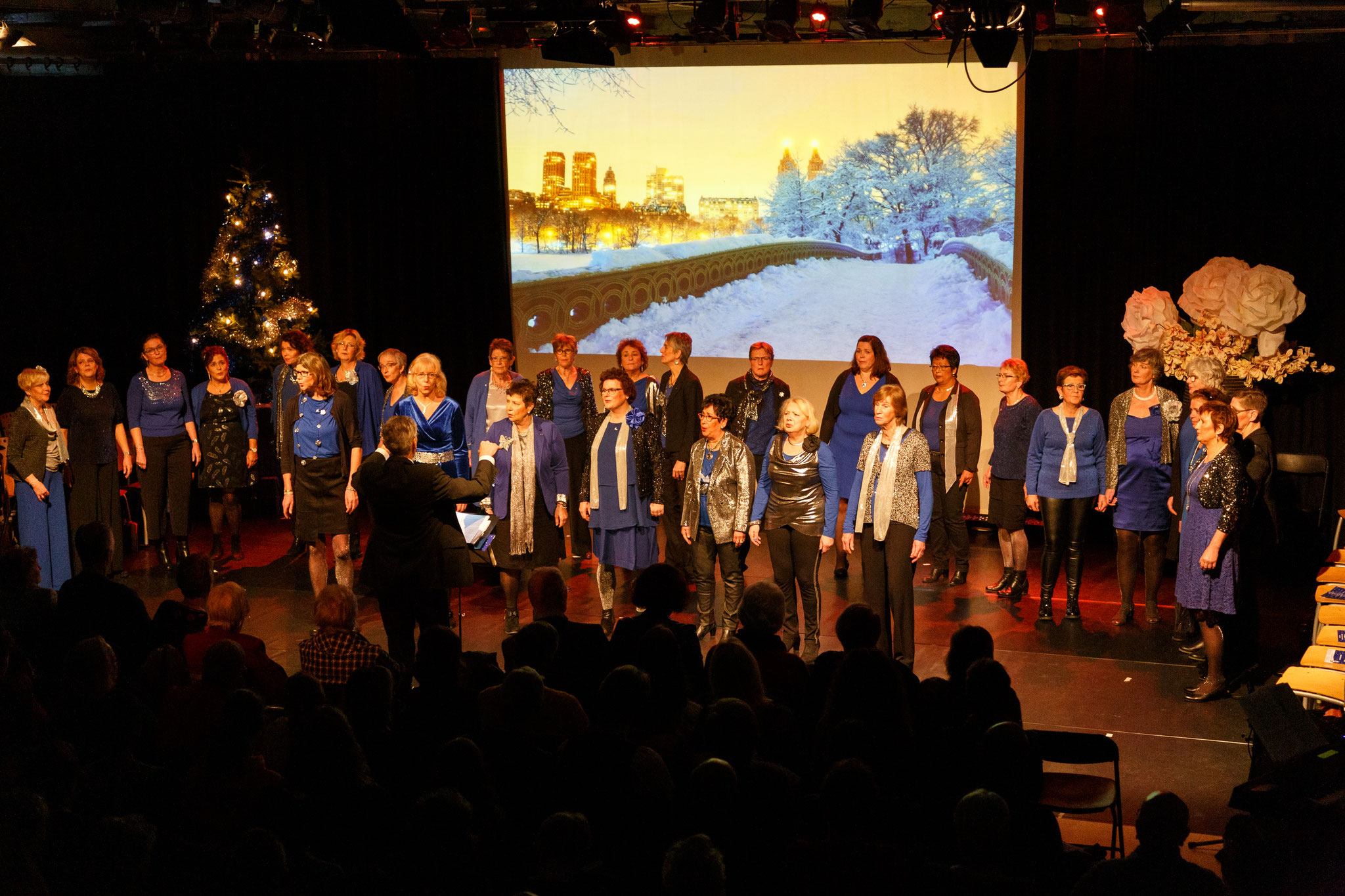 Kerstconcert OtherWise ChristmasWise WorldWide, Culemborg, 23 december 2018