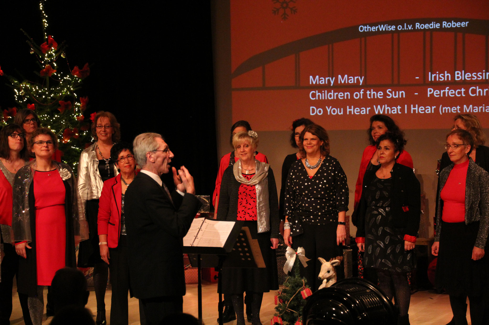 Kerstconcert OtherWise ChristmasWise 2, Culemborg, 16 december 2017