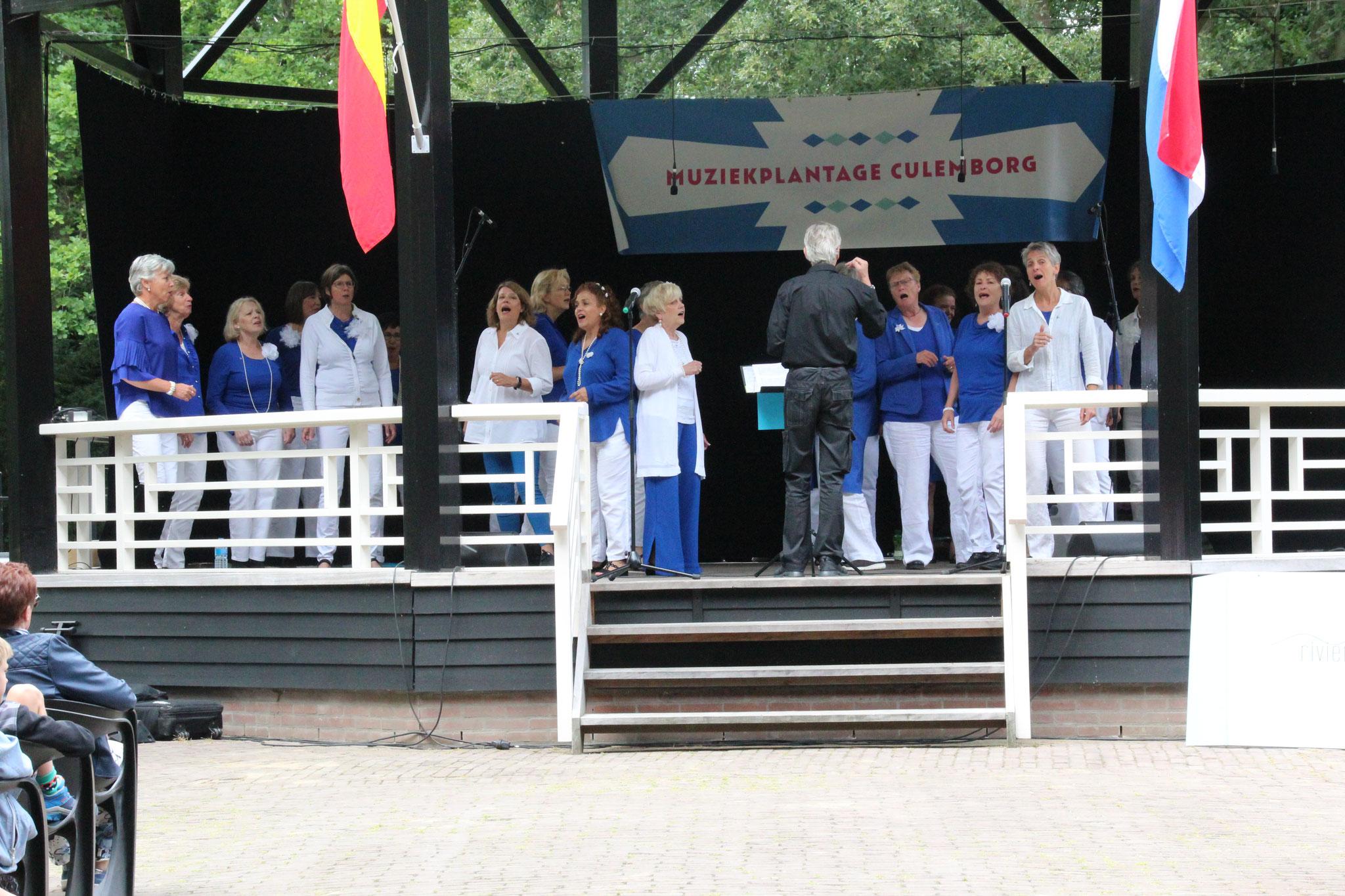 Muziektent De Plantage, Culemborg, 7 juli 2019