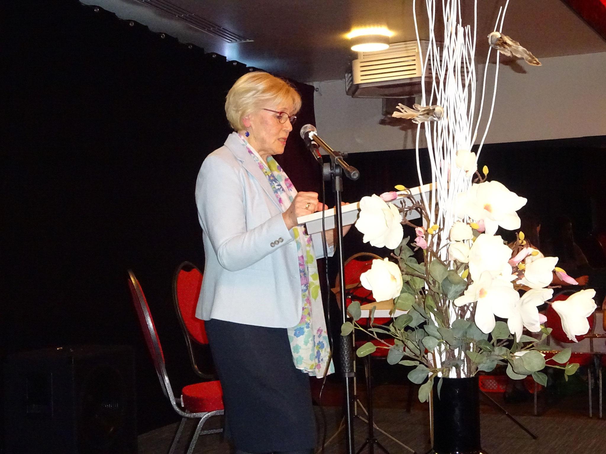 Rückblick von Luise Meinert