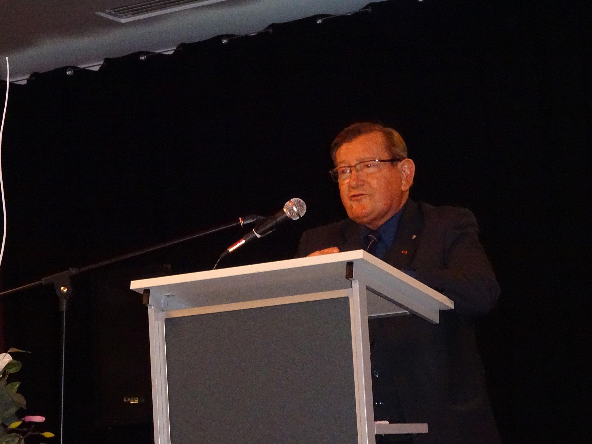 Grußwort Herr Burkhard Müller, stellv. Bürgermeister Bad Bramstedt
