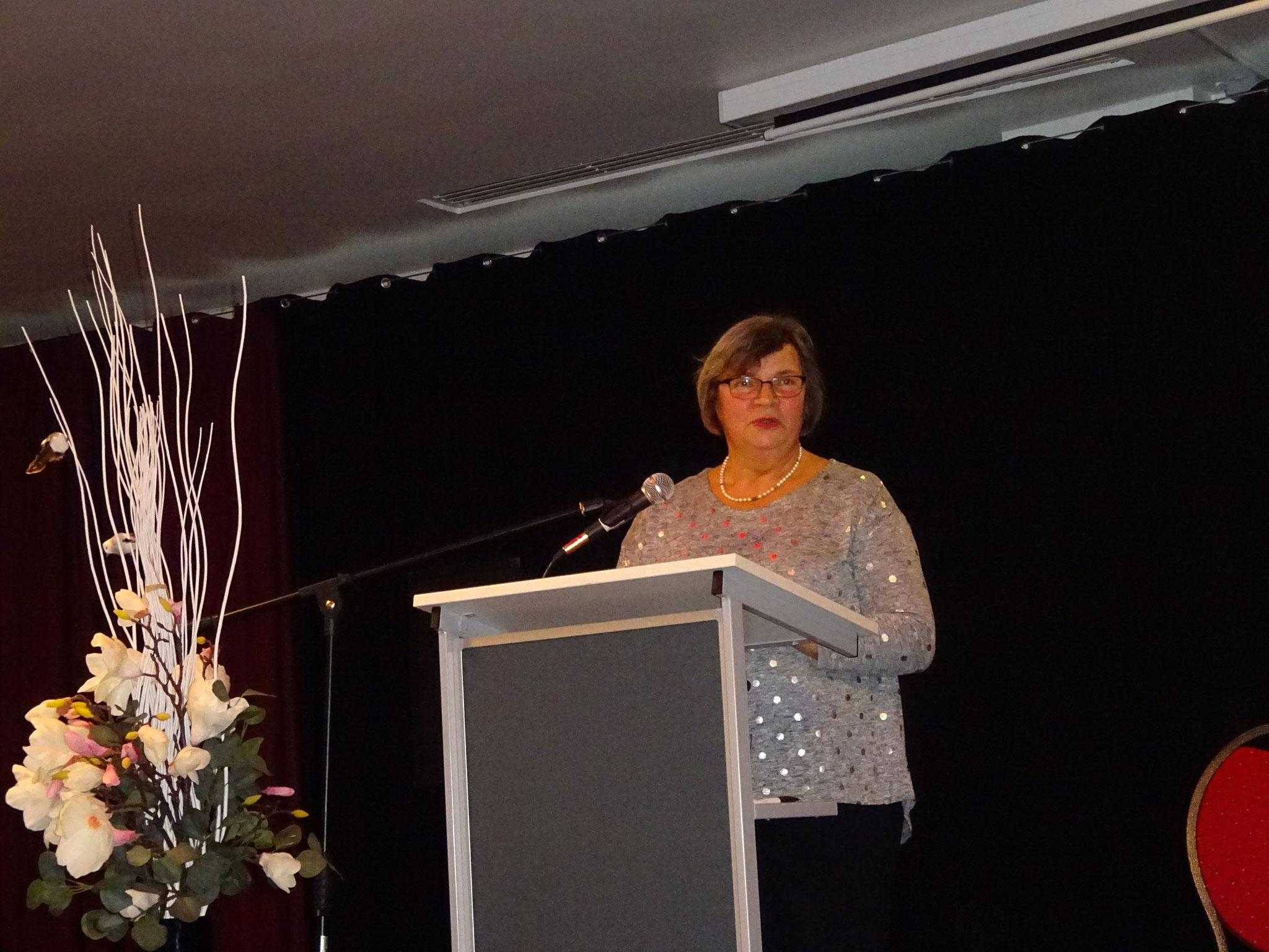 Grußwort Frau Claudia Peschel, Amt Bad Bramstedt - Land