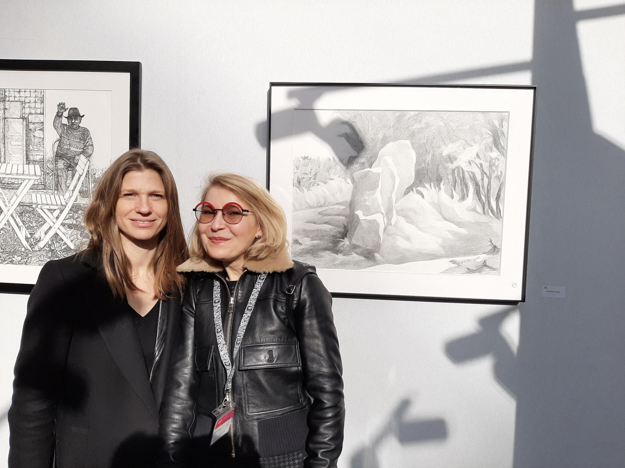 Sophie BOURGENOT Artiste peintre exposant