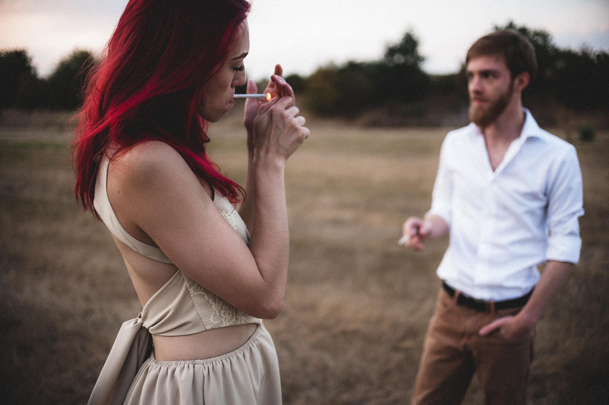 Salt & Pepper Photography: Hochzeitsfotografen, Dresden | Engagement Session von Mascha & Anton