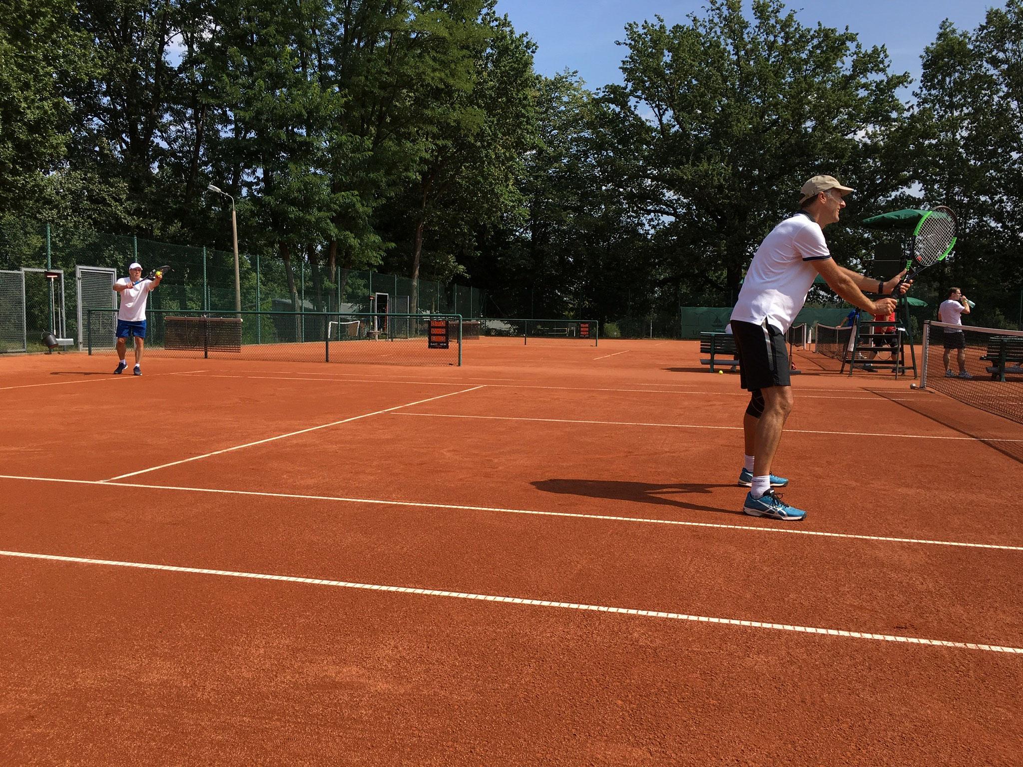 ...Matthias und Thomas