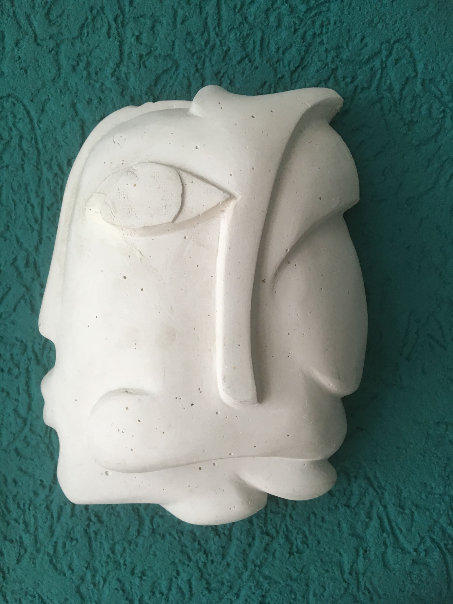 Drei Gesicht, 2007 - verkauft